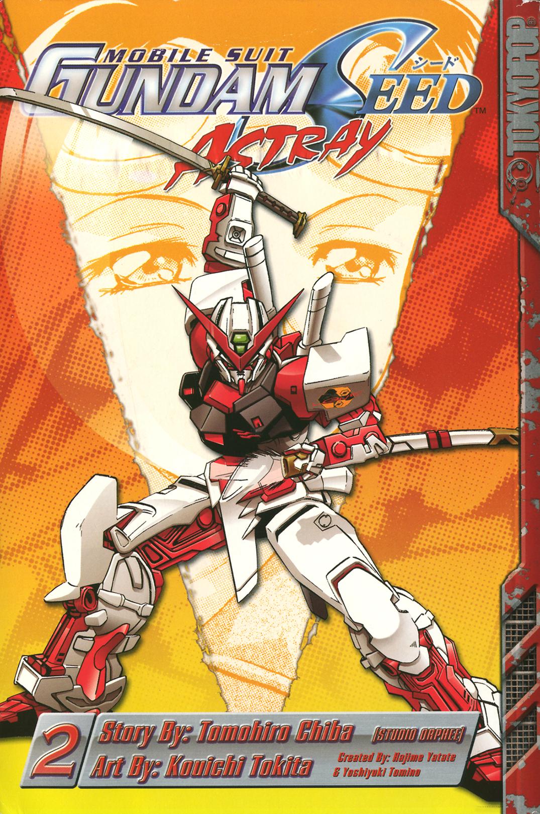mobile suit gundam seed astray manga download