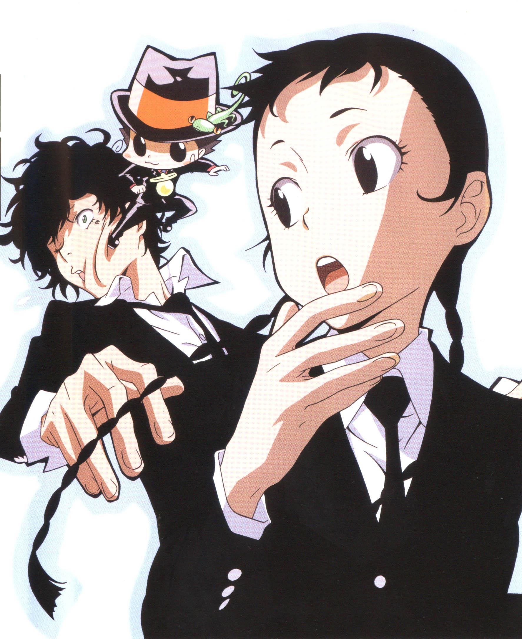Katekyo Hitman Reborn Lambo Yi Pin Reborn Character Minitokyo