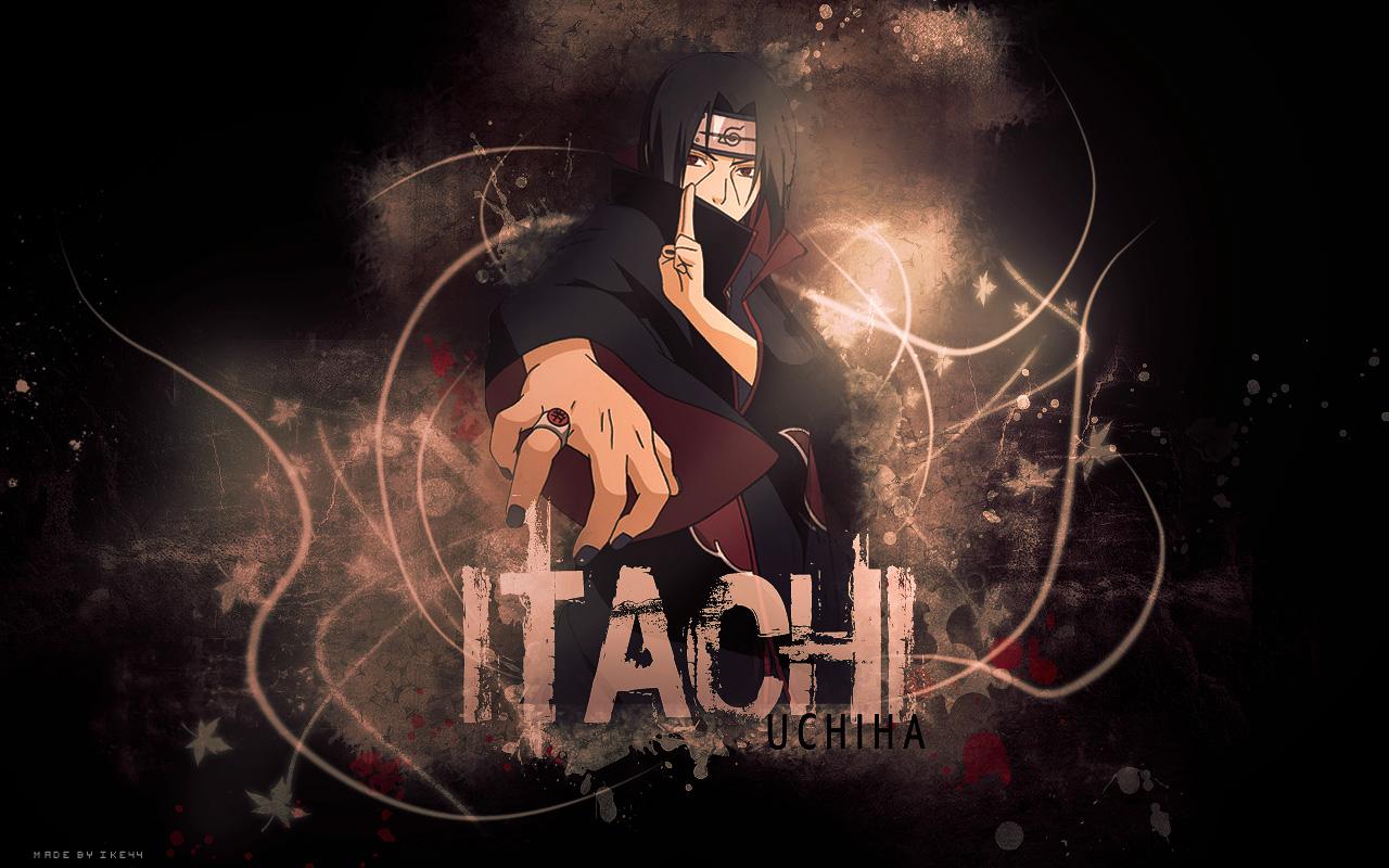 Itachi Uchiha Wallpaper and Scan Gallery Minitokyo