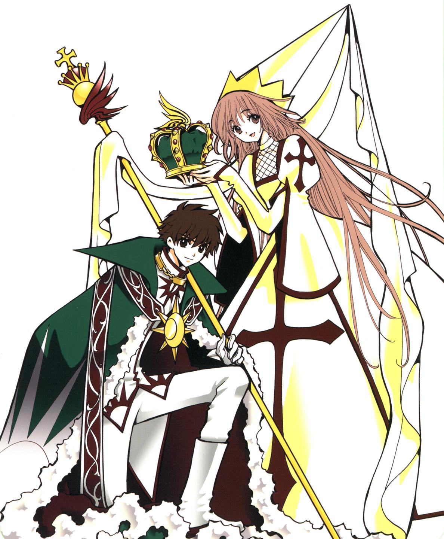 Li Syaoran Trc 24577: Crossovers: King And Queen