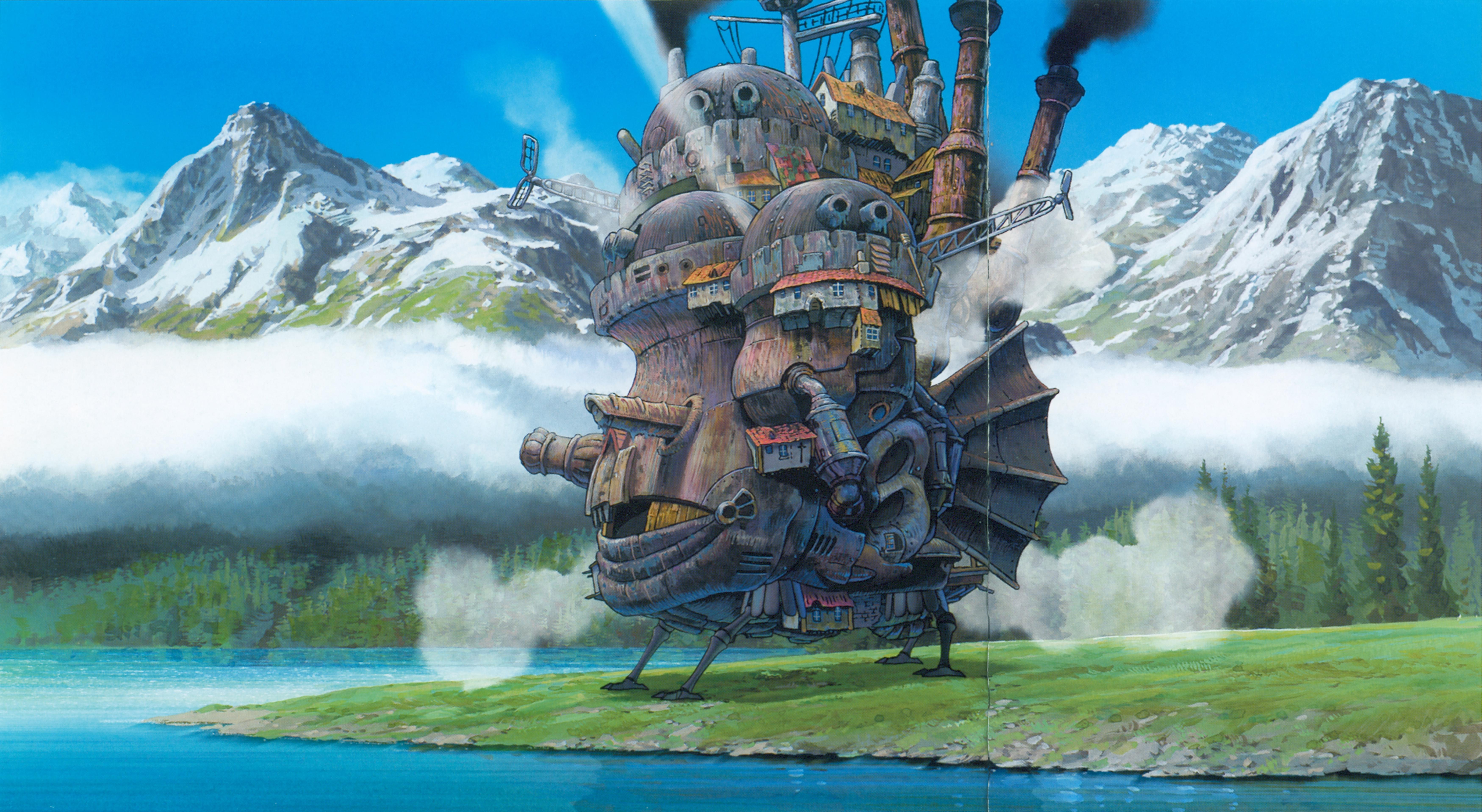 HowlS Moving Castle Deutsch