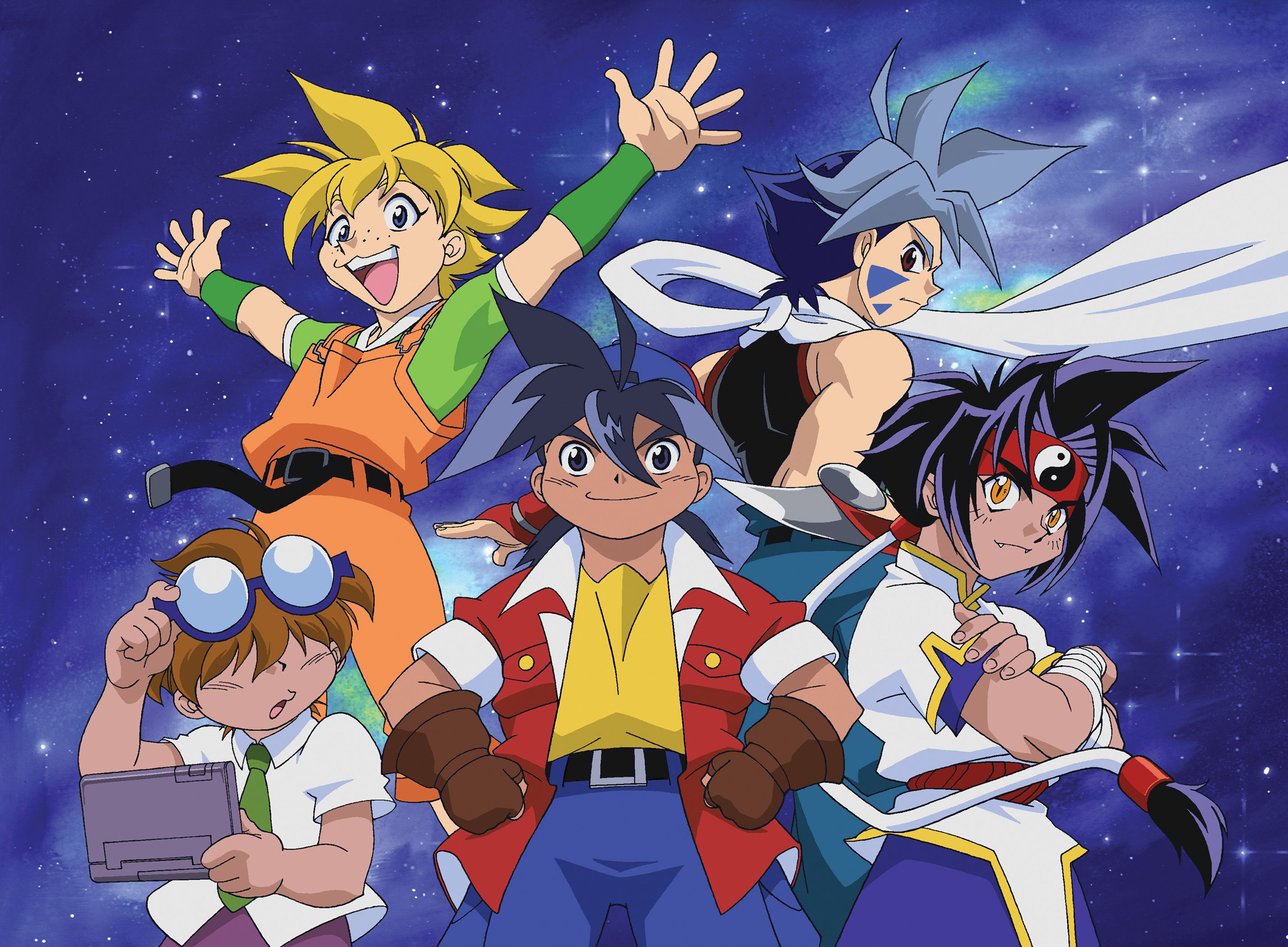 Beyblade wallpaper and scan gallery minitokyo voltagebd Images