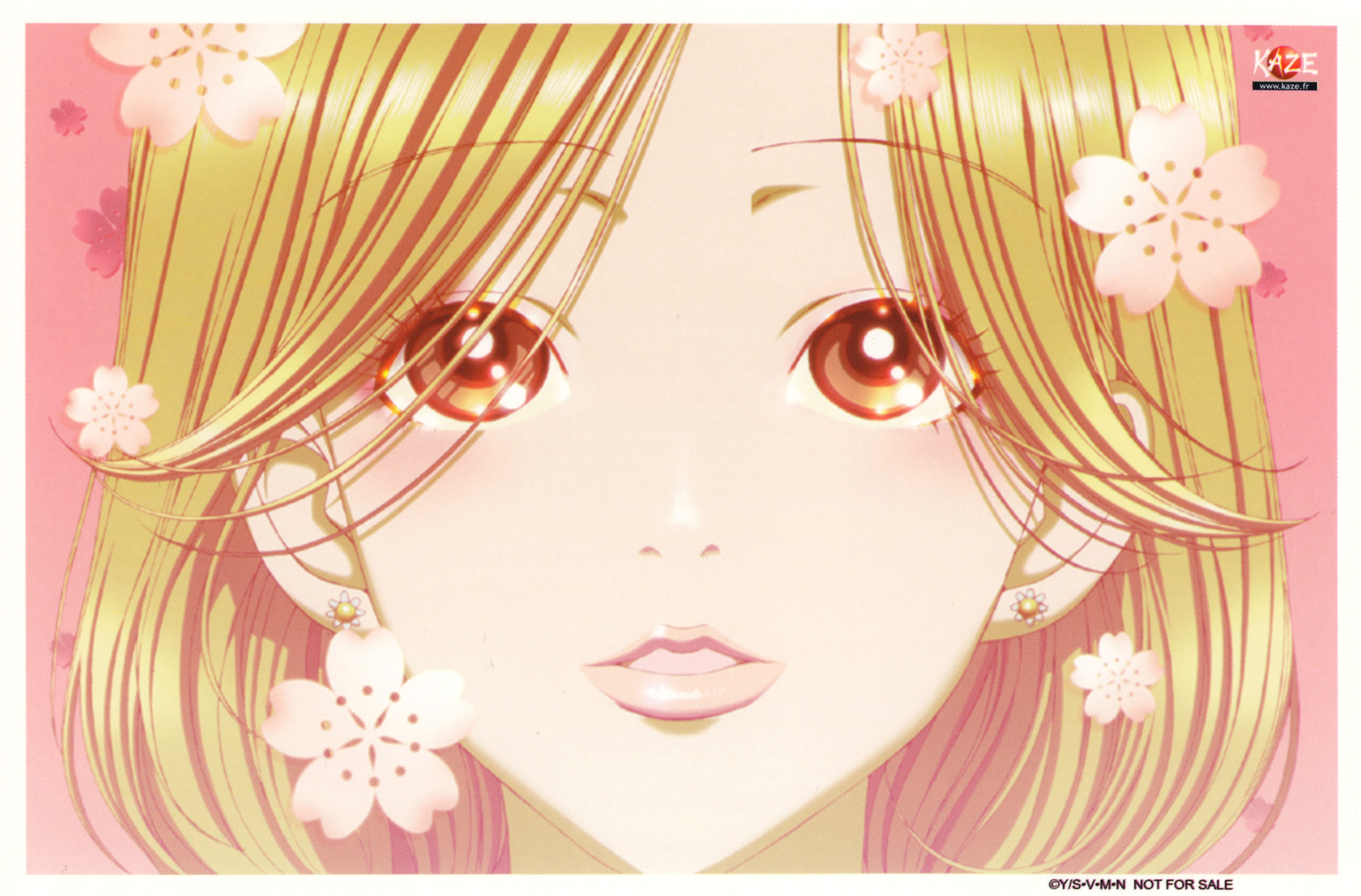 NANA: Hachi card - Minitokyo