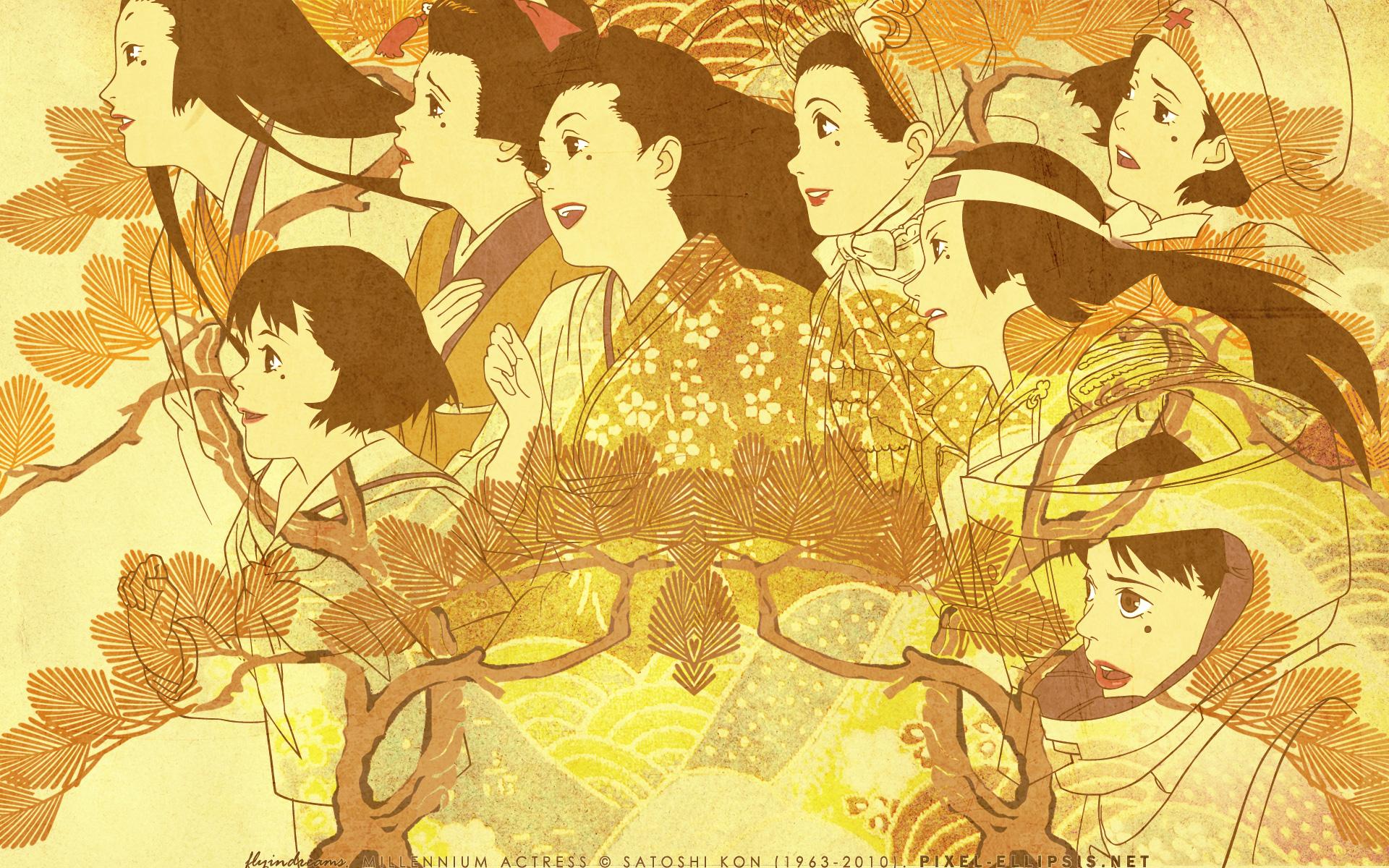 Satoshi Kon Wallpaper And Scan Gallery Minitokyo