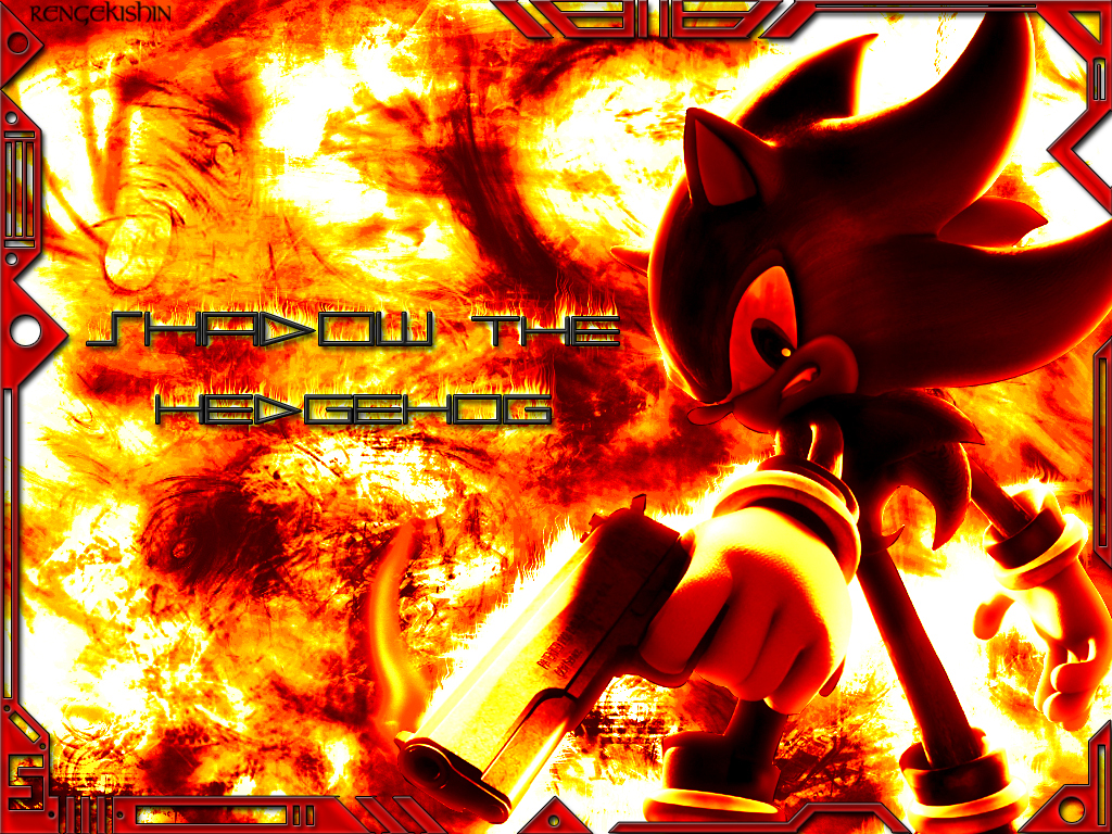 Download Sonic the Hedgehog Wallpaper: Shadow the Hedgehog ...