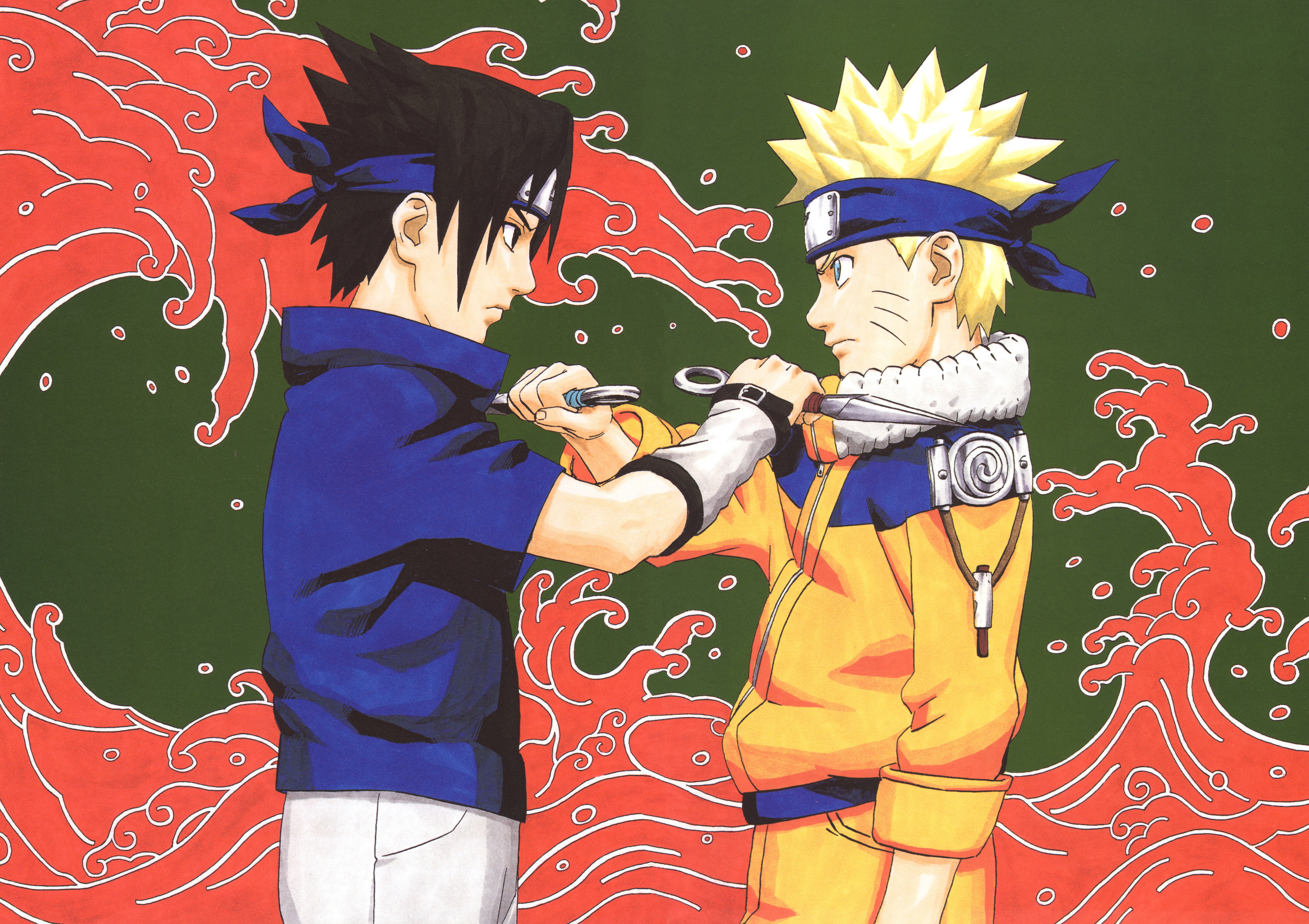 Naruto Art Book Pdf