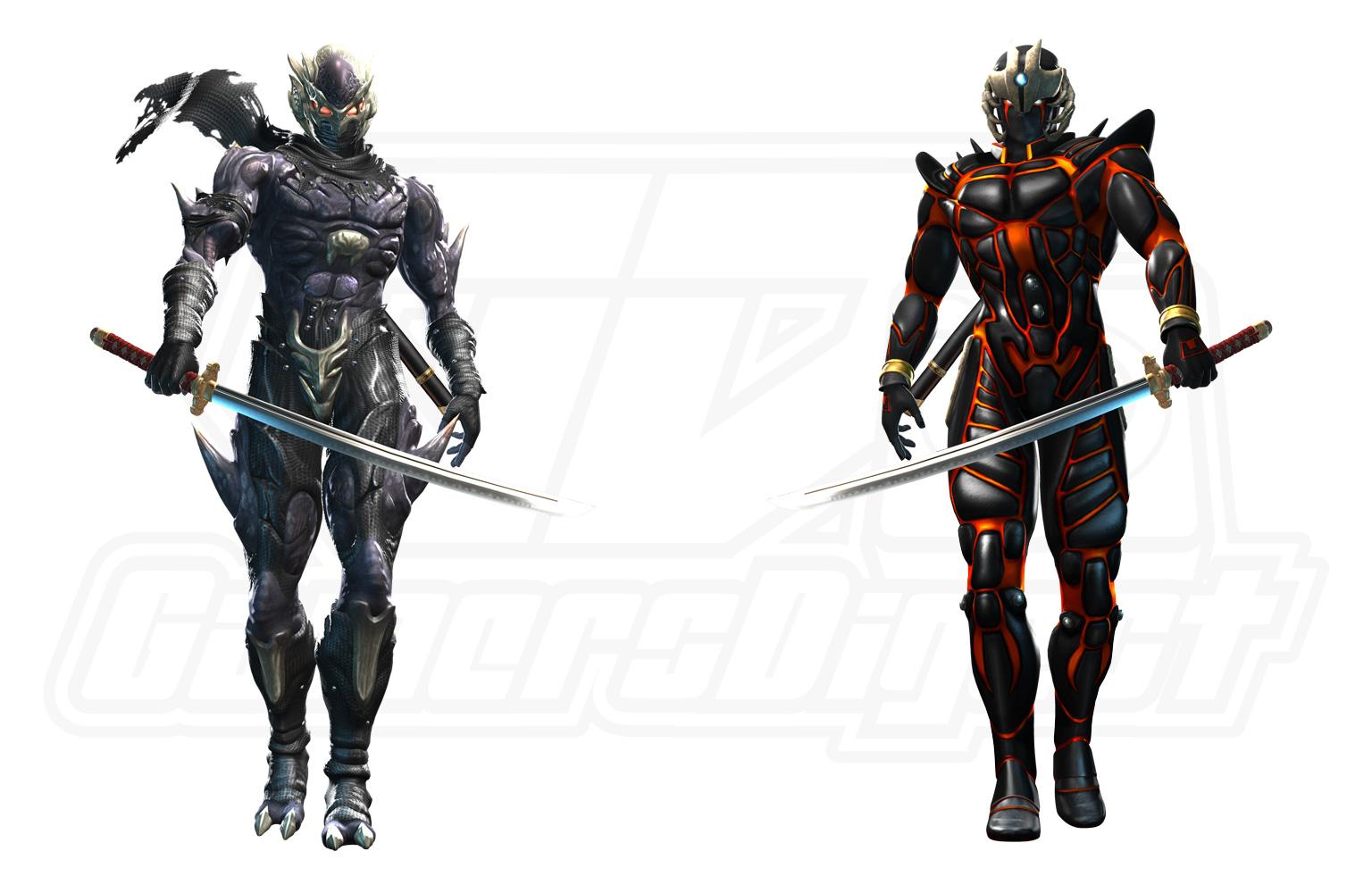 Ninja Gaiden The Fiend Hayabusa Minitokyo