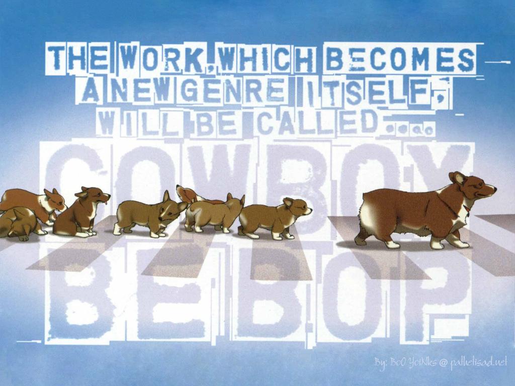 Cowboy Bebop Wallpaper Cowboy Bebop Ein Minitokyo