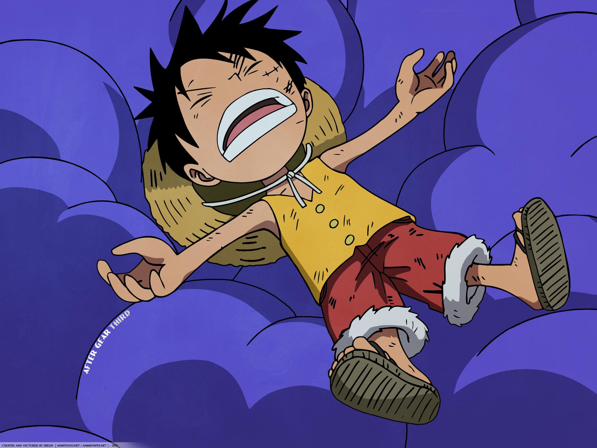 Eiichiro Oda Toei Animation One Piece Monkey D Luffy Wallpaper