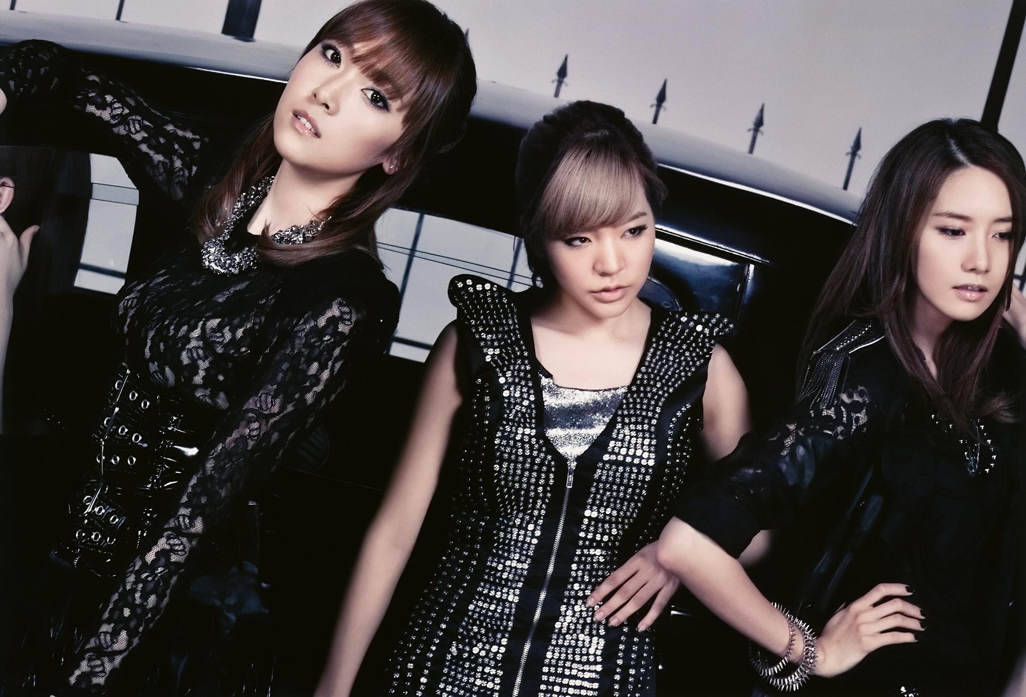 Girls Generation: Mr. Taxi 7 - Minitokyo