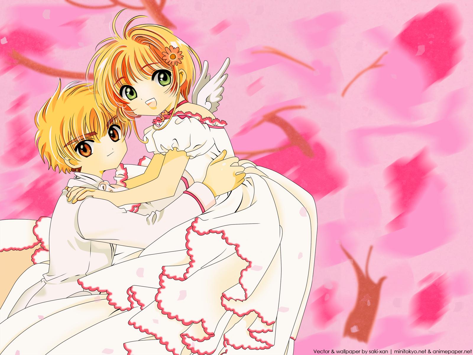 Cardcaptor sakura wallpaper your sakura world minitokyo - Cardcaptor sakura wallpaper ...