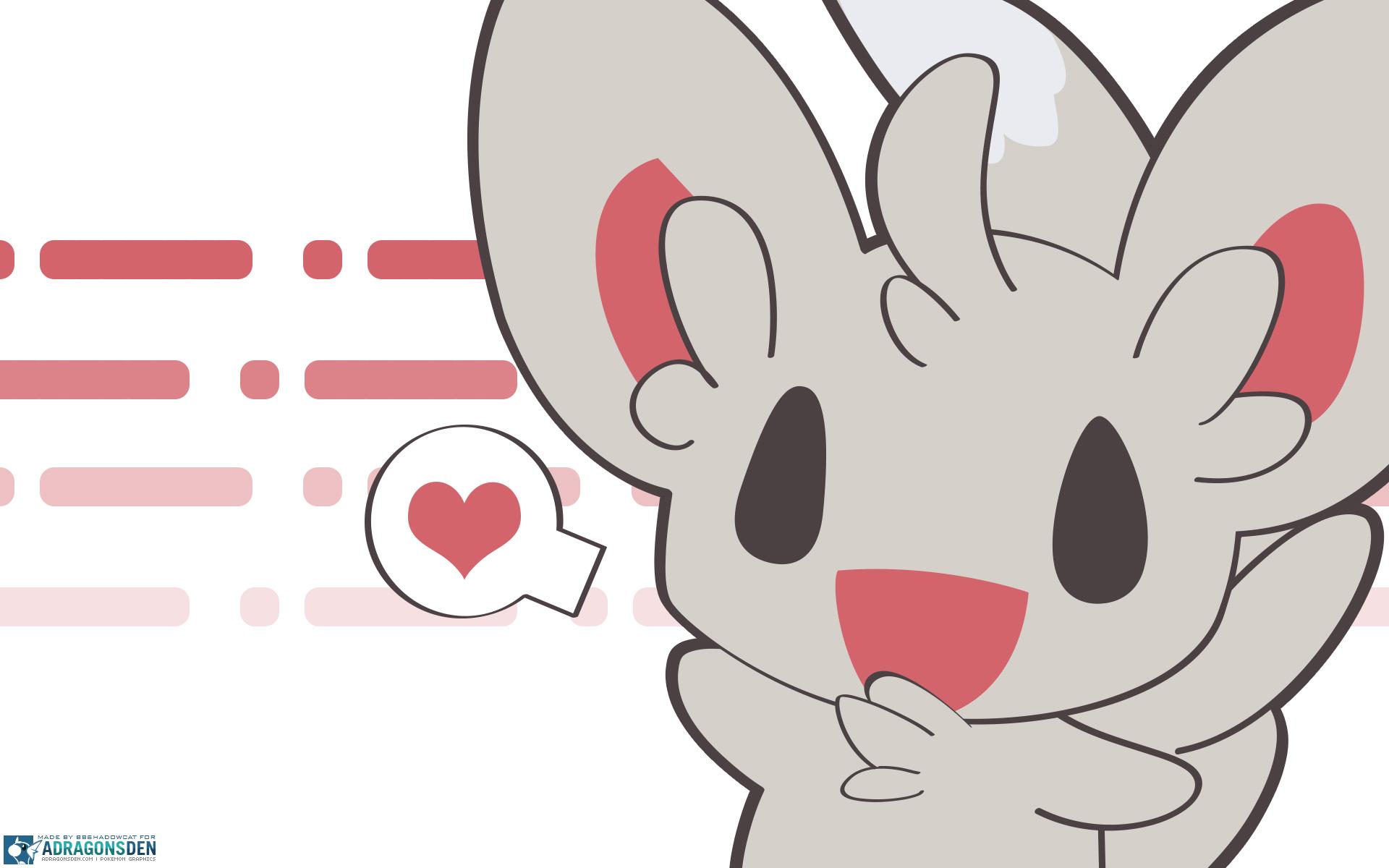 pokemon coloring pages minccino - photo#35