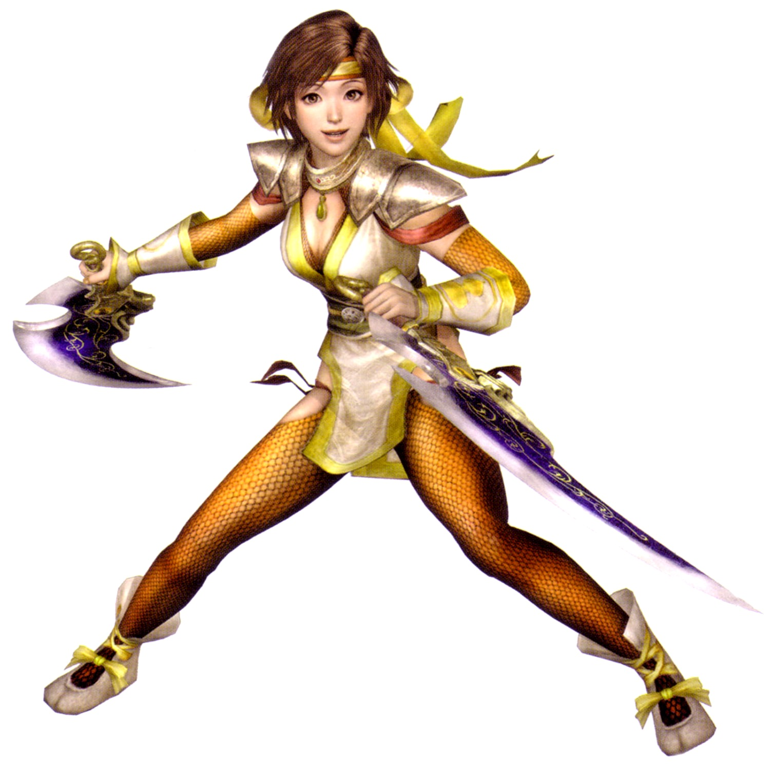 Warriors orochi 3 girls nude sexy pic
