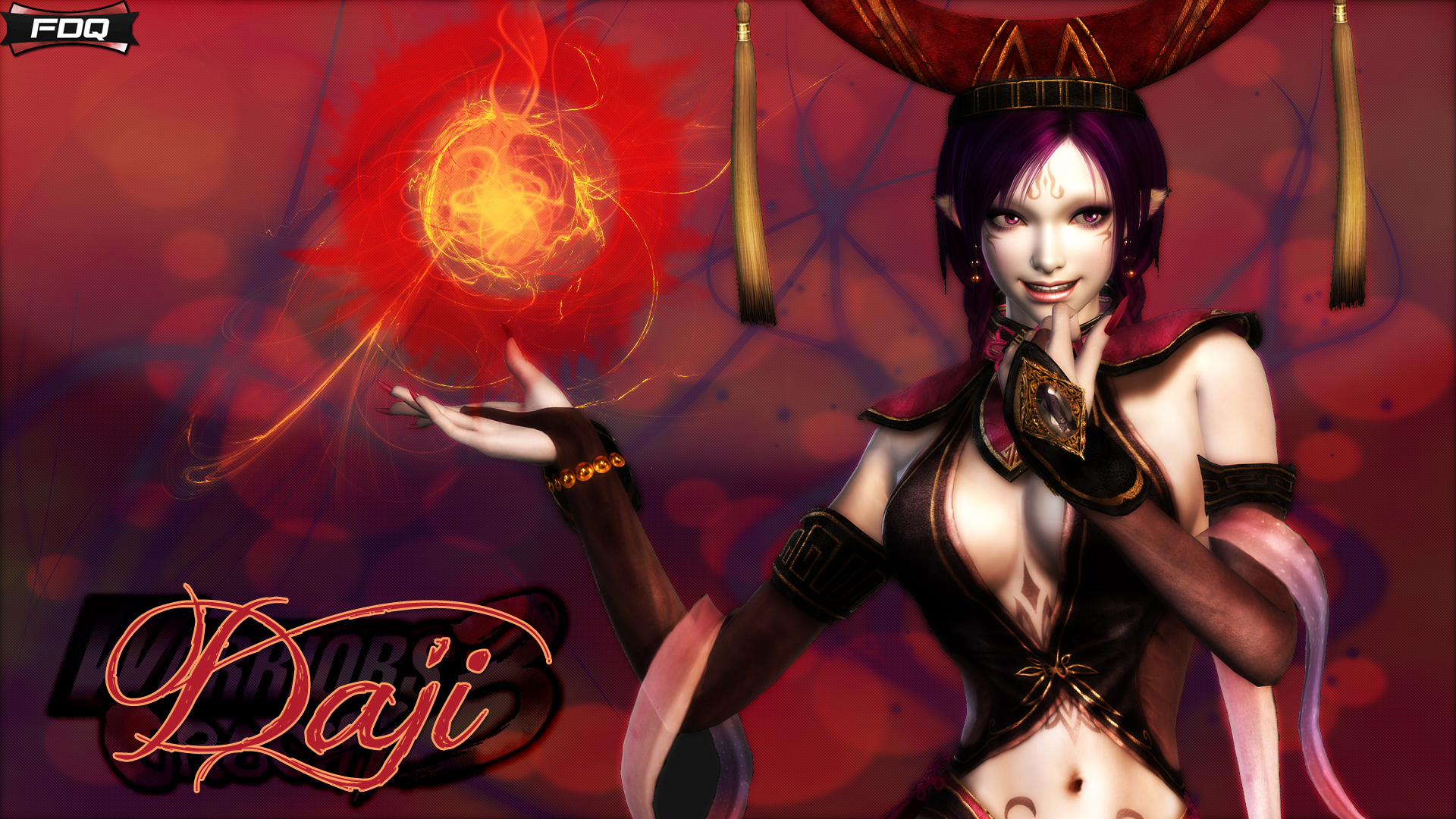 Warriors orochi 3 ultimate da ji hentai xxx pics