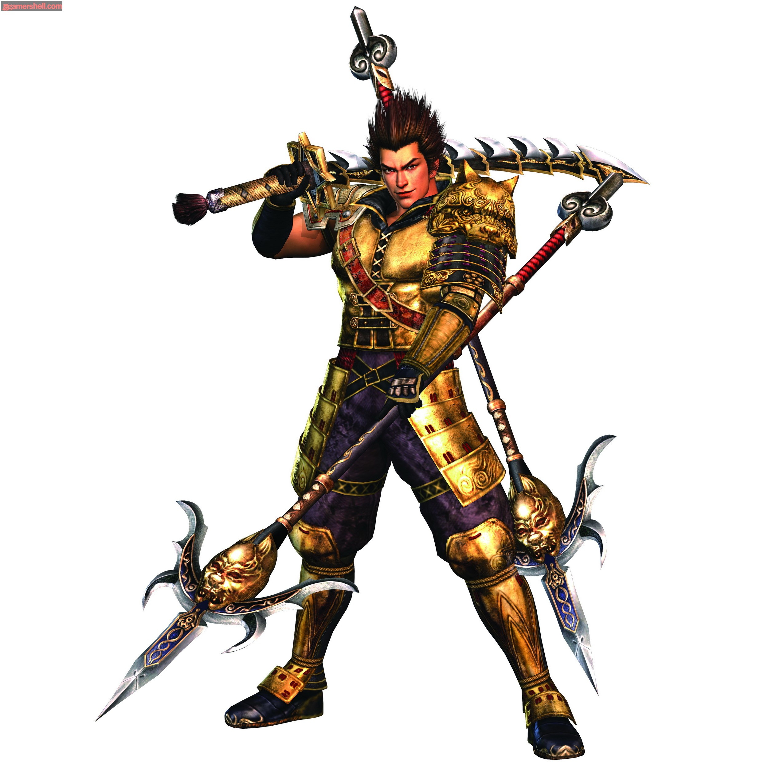 Best Characters In Warriors Orochi 4: Warriors Orochi