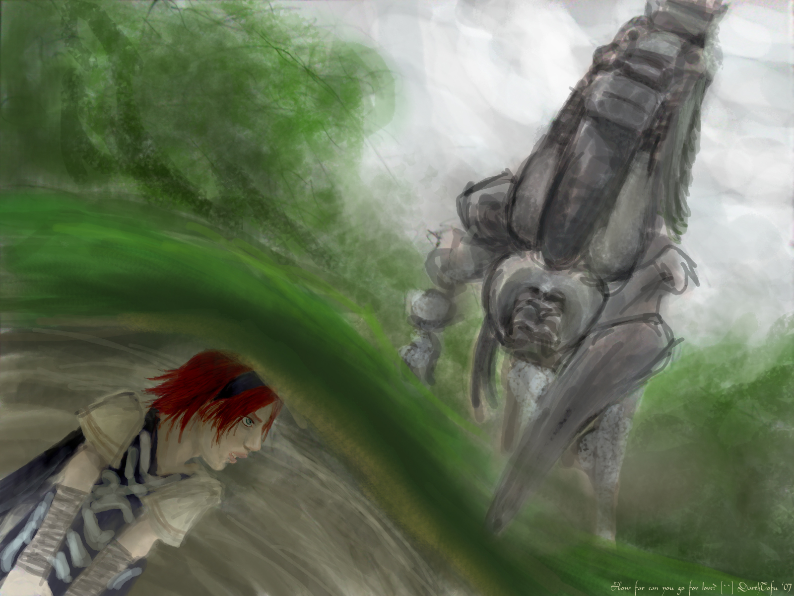 Shadow of the Colossus Wallpaper: How far will you go for ...