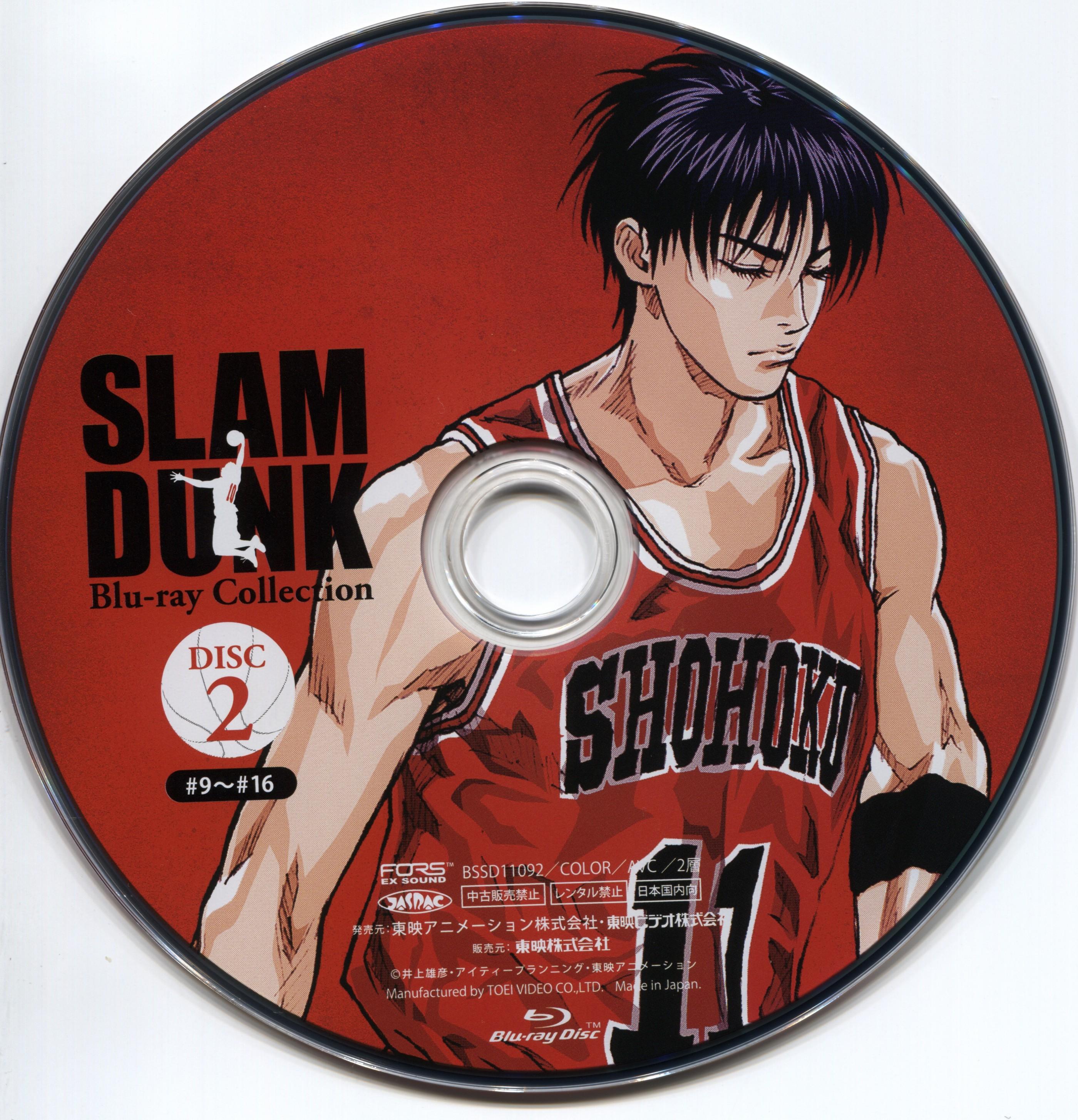 Slam Dunk (Kaede Rukawa)