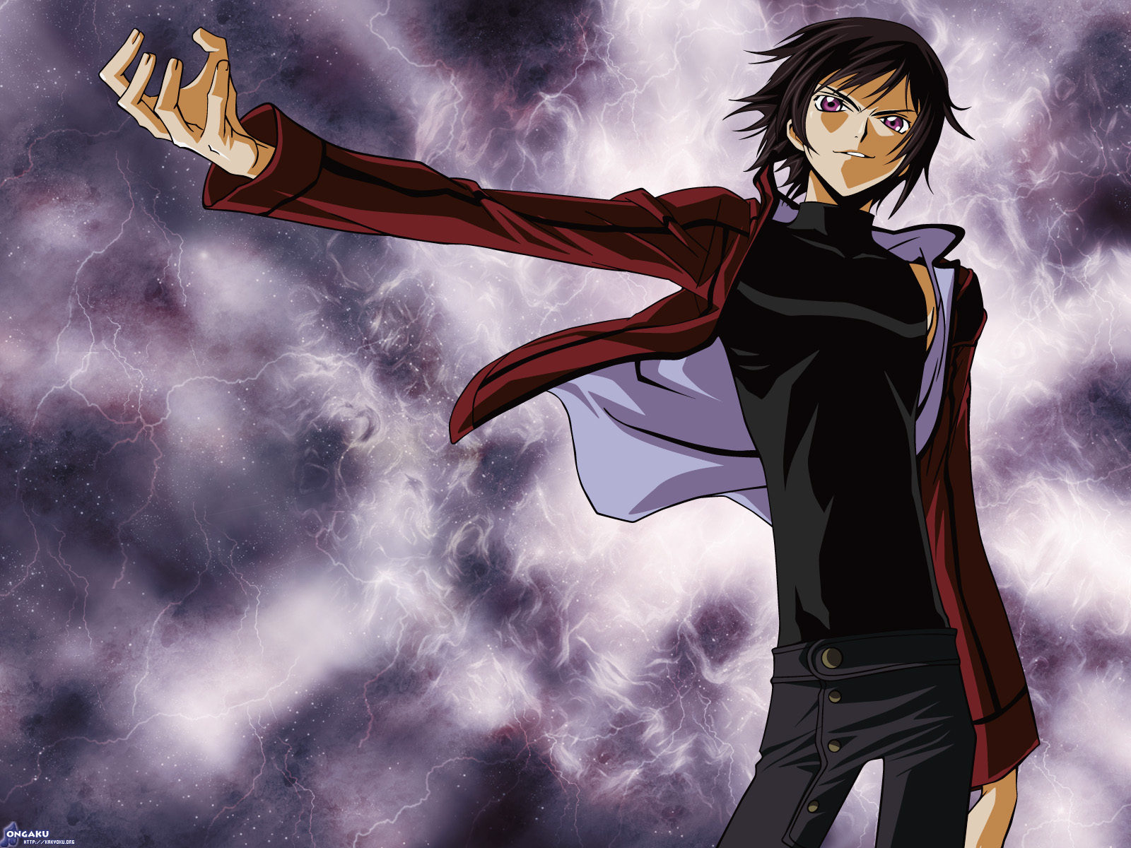 Lelouch Of The Rebellion Wallpaper Lelouch Vi Britannia Minitokyo