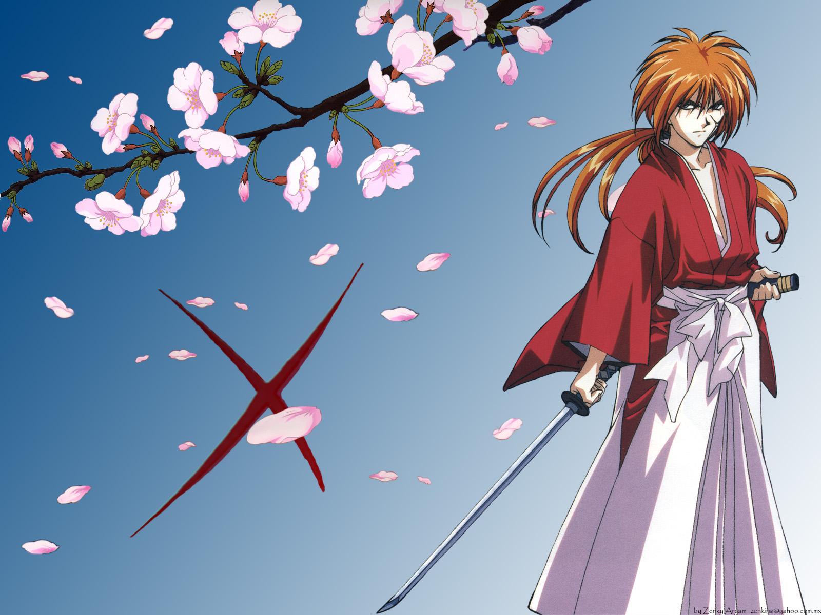 Rurouni Kenshin Wallpaper: Kenshin bls - Minitokyo