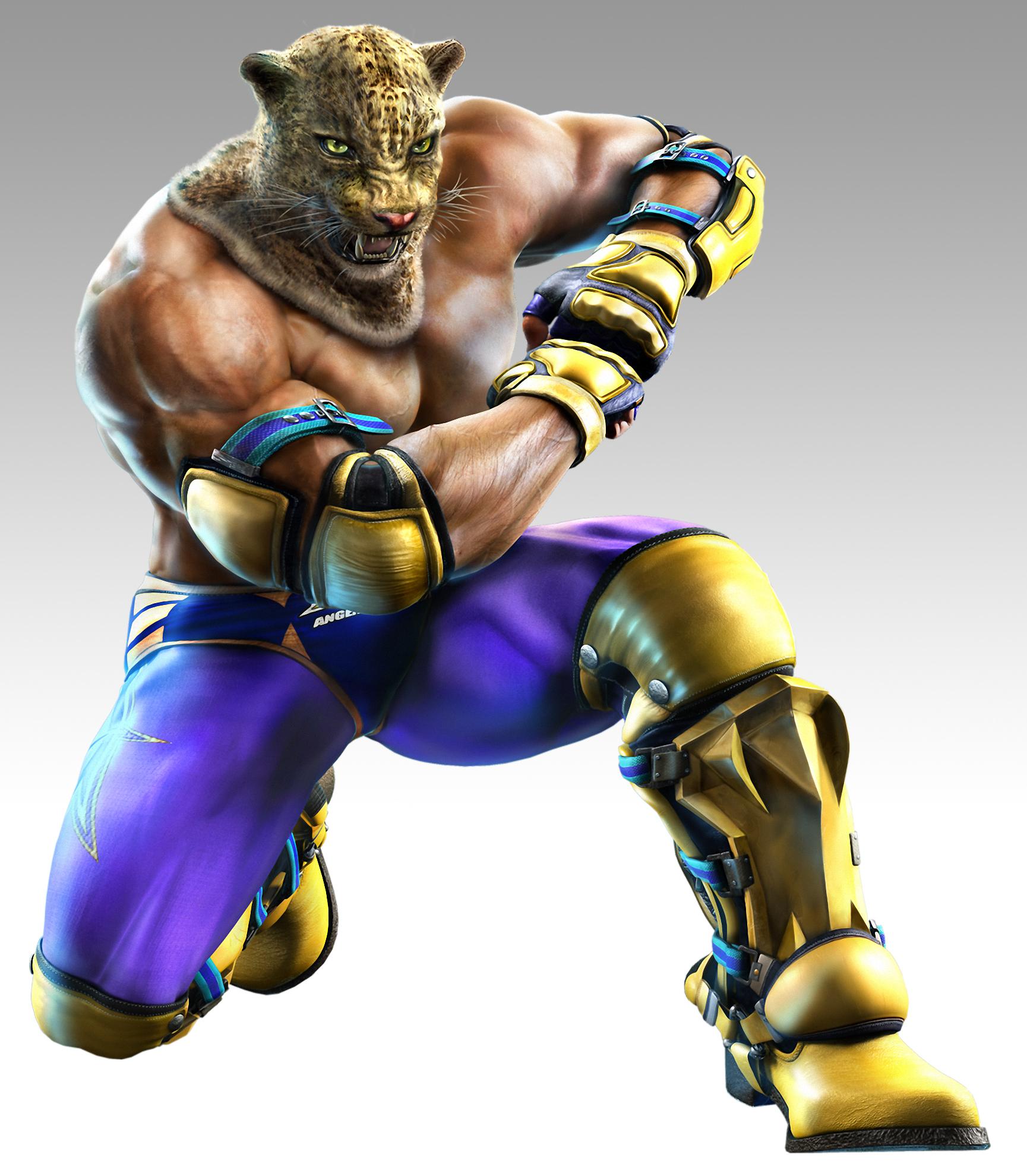 Tekken Tekken Tag Tournament 2 King Minitokyo