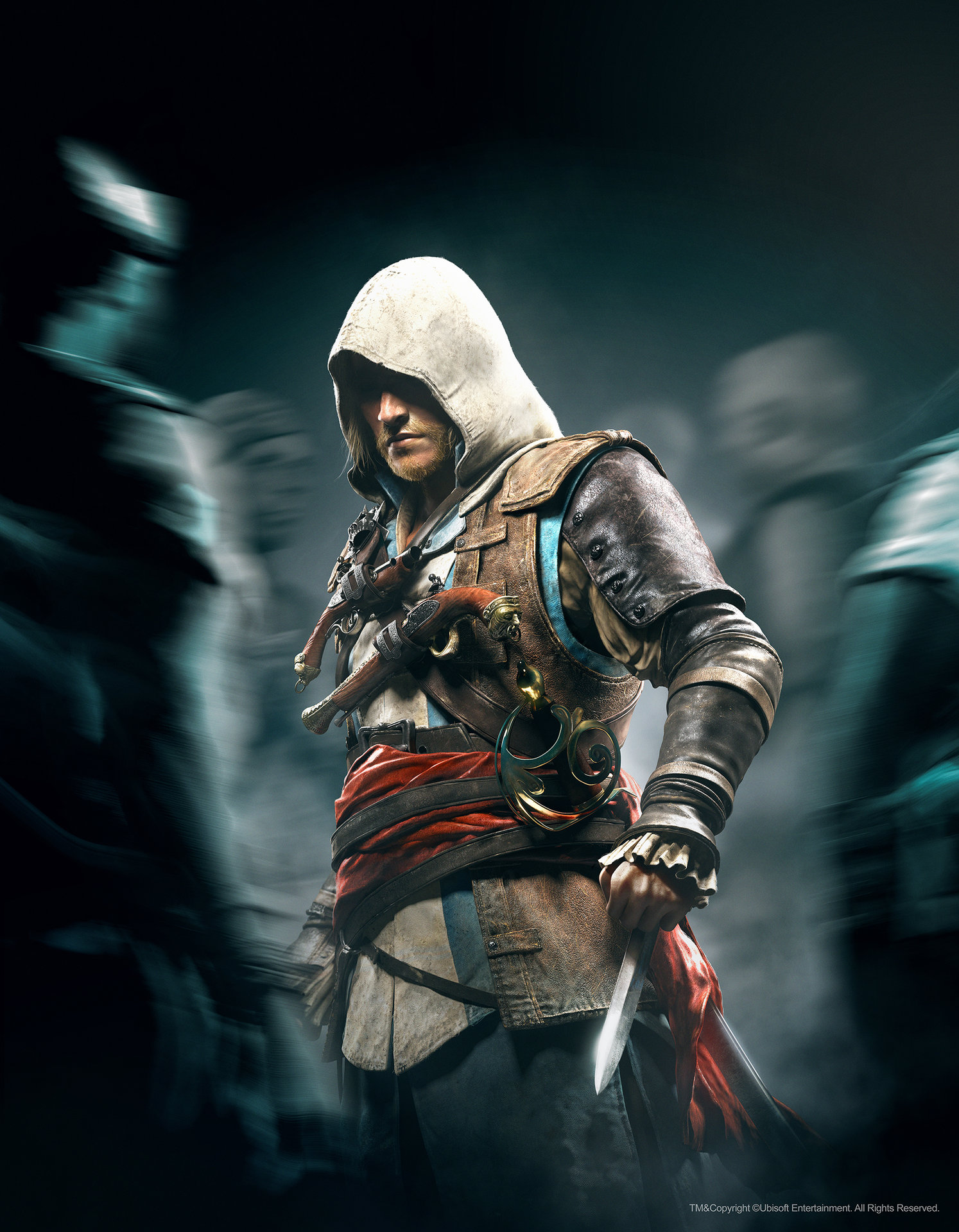 Assassin S Creed Iv Edward Kenway Minitokyo