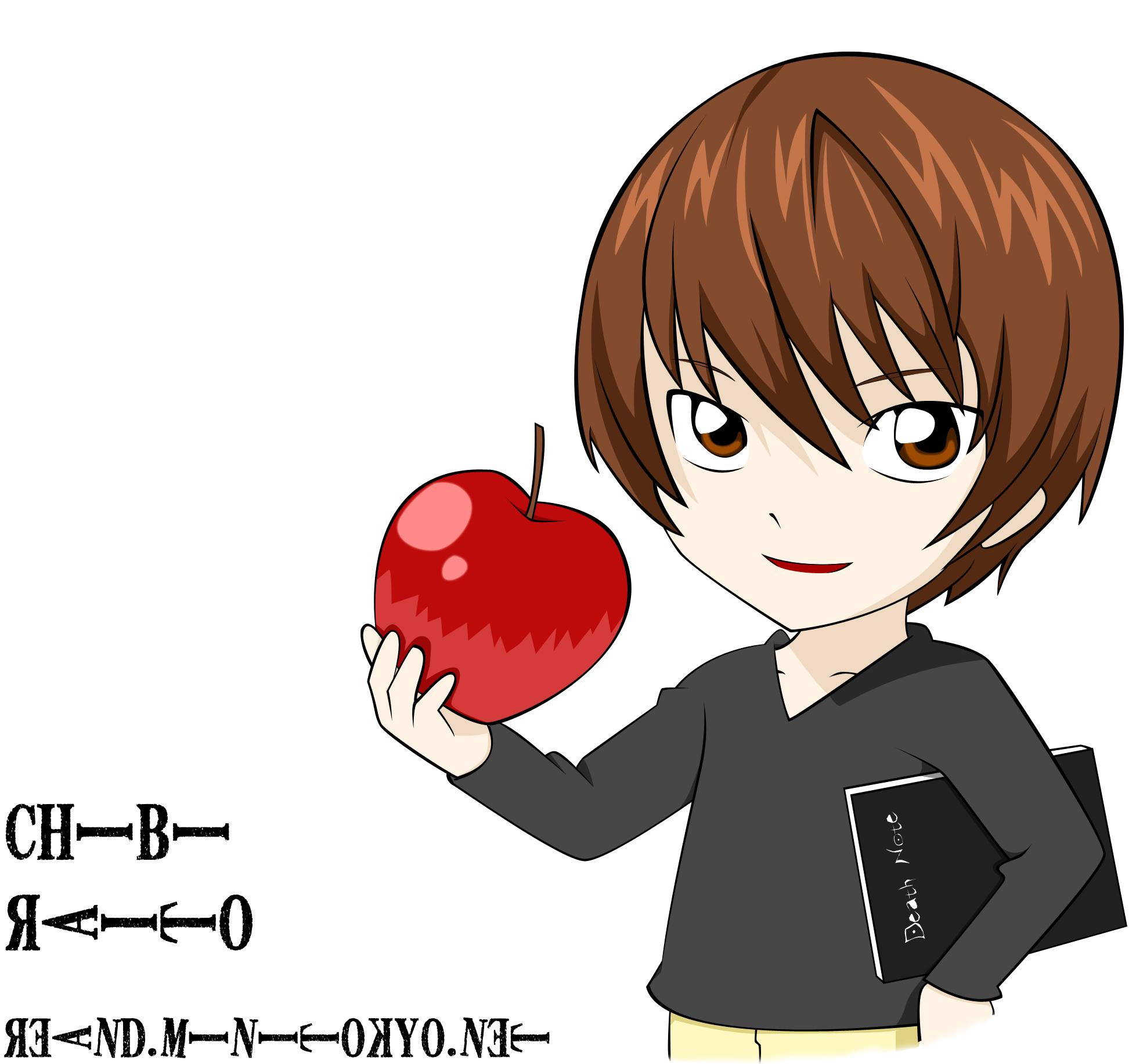 Death Note: Chibi Raito