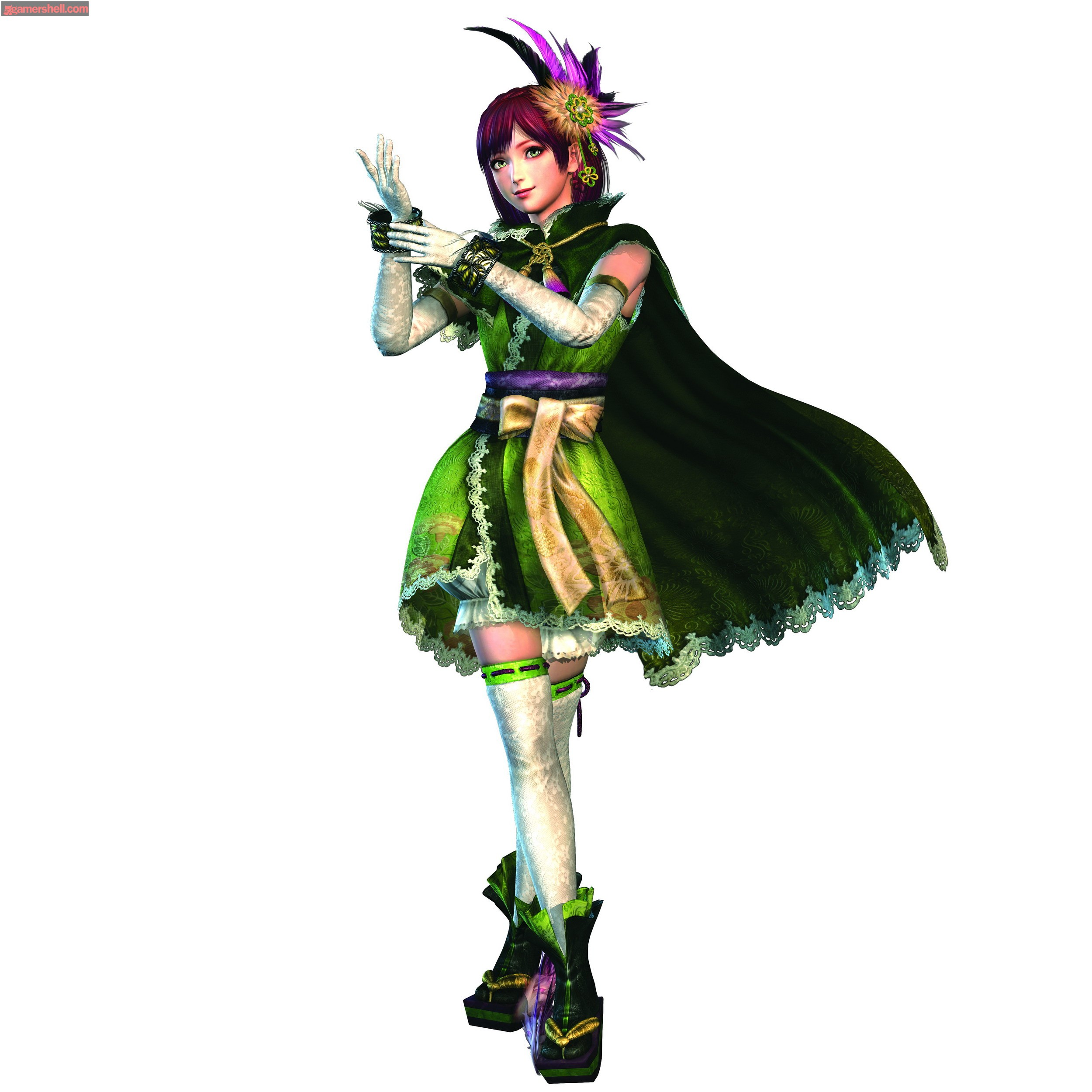 Samurai Orochi: FemaleCelebrity