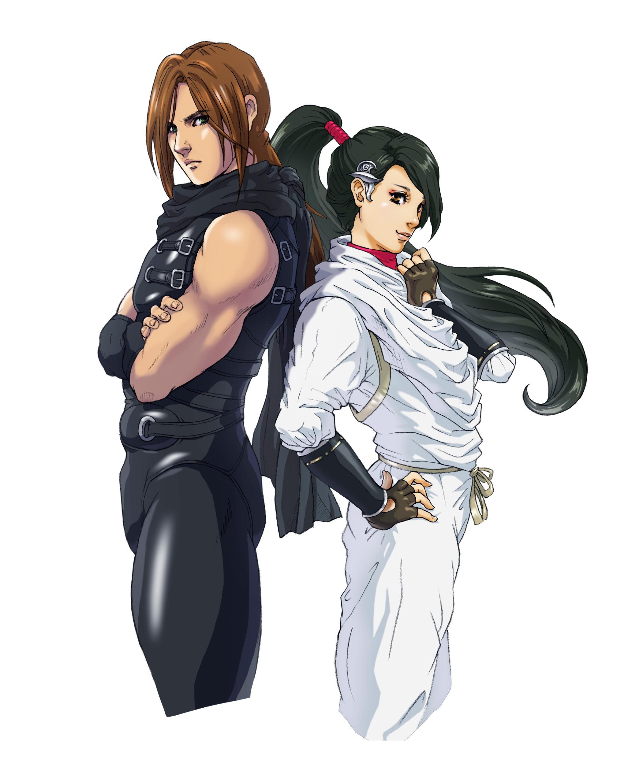 Ninja Gaiden Ninja Gaiden Dragon Sword Ryu And Momiji Minitokyo