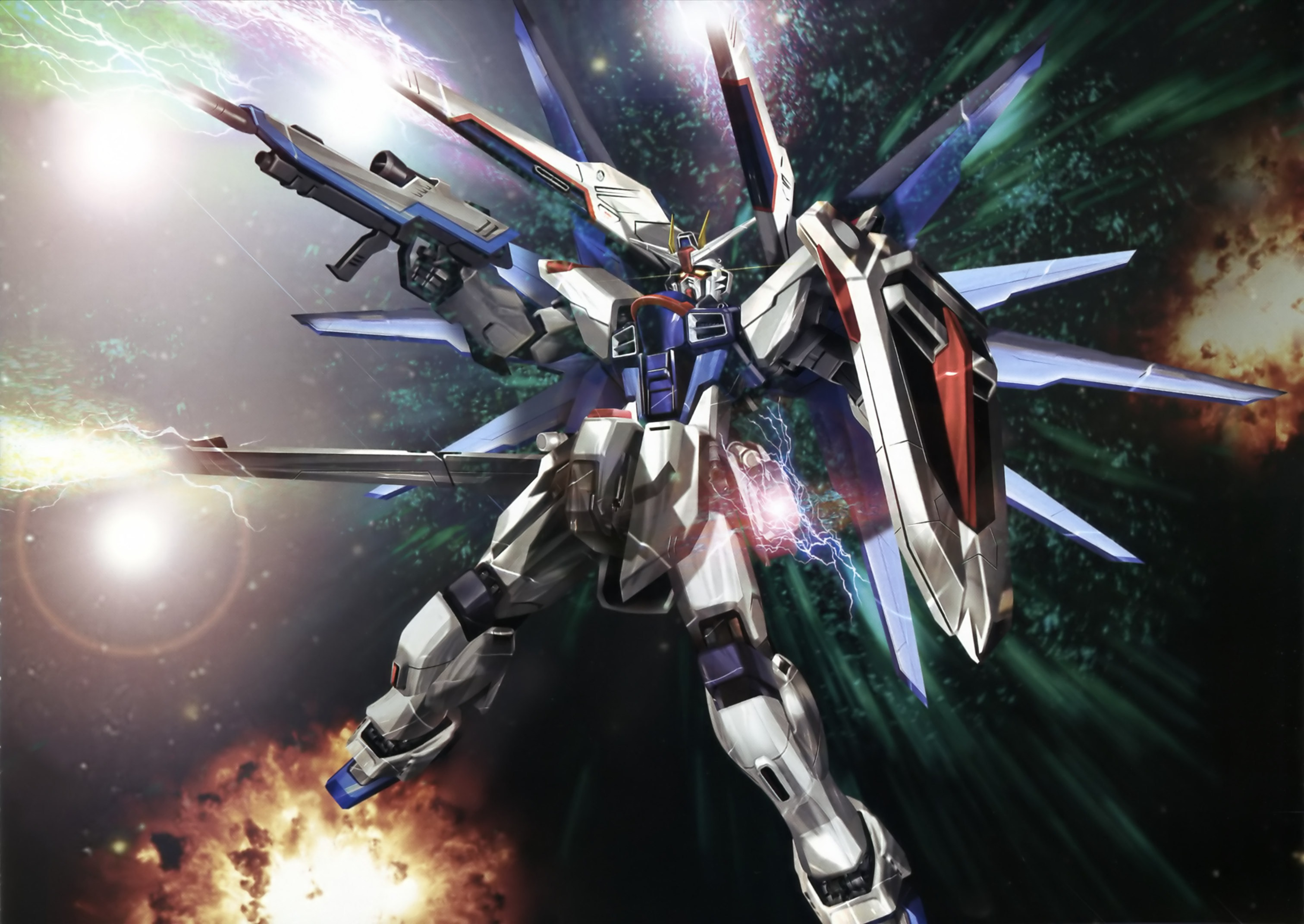 Gundam Perfect Files Wallpaper And Scan Gallery Minitokyo