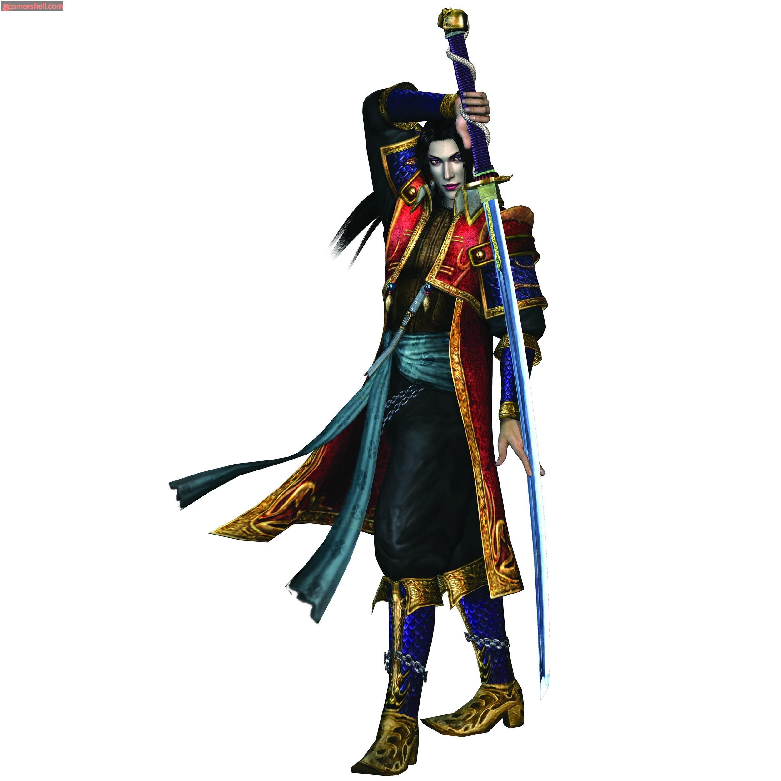 Warriors Orochi 3 Character List: FemaleCelebrity