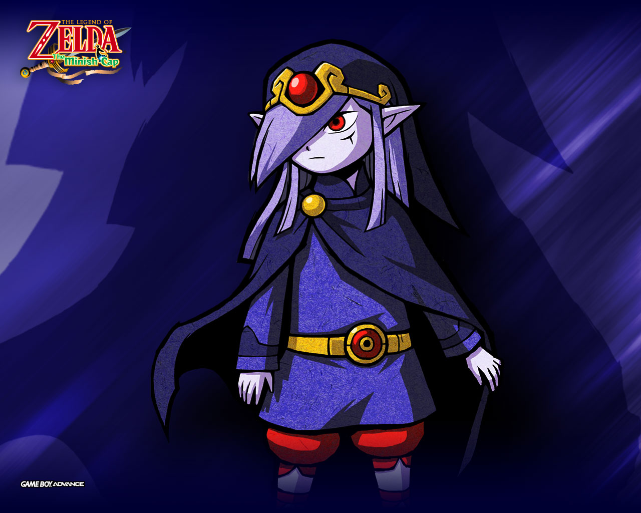 Legend of Zelda Vaati Anime Pin