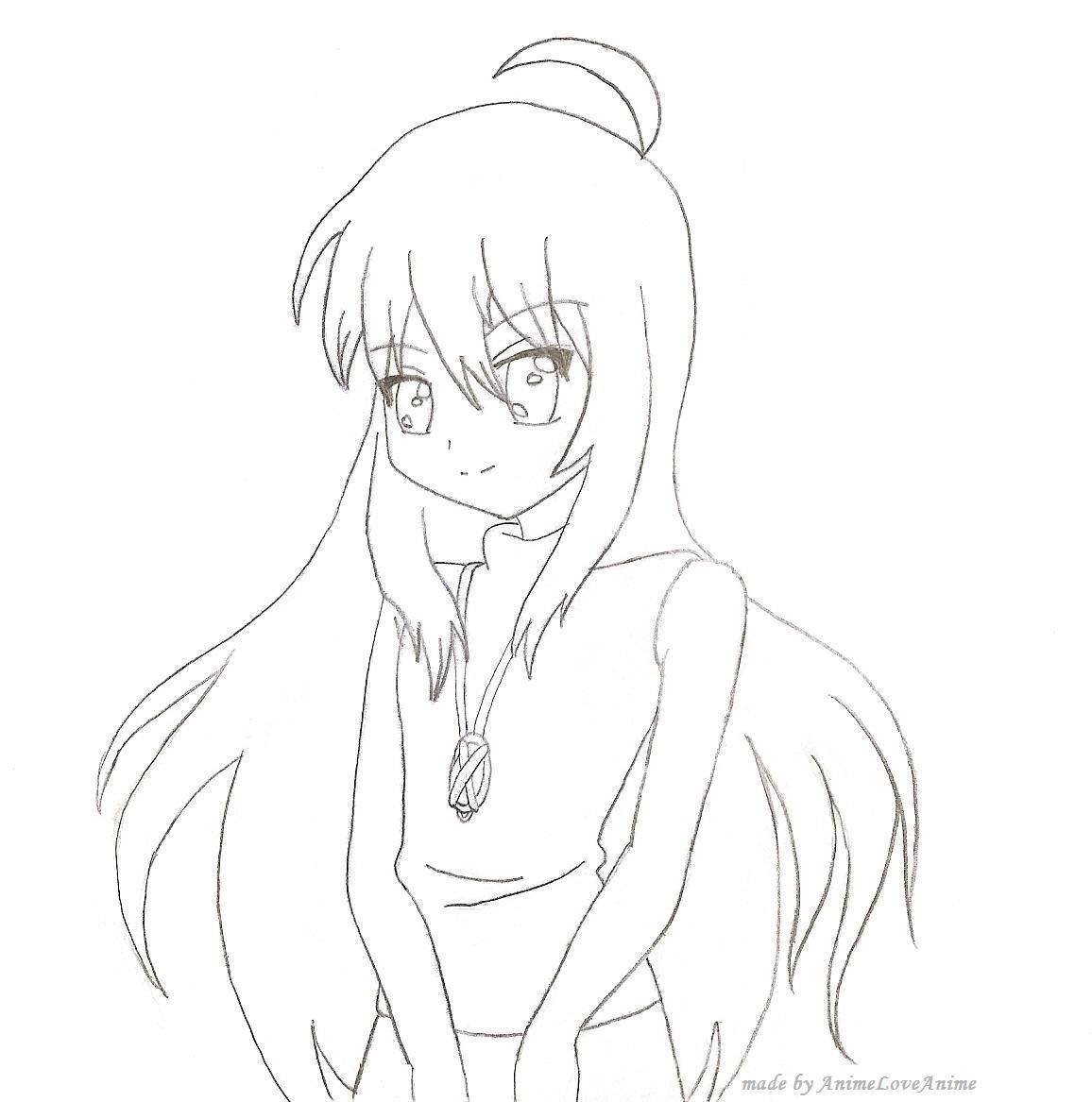 Shana Shakugan no Shana Drawing Noizi Ito Shakugan no Shana