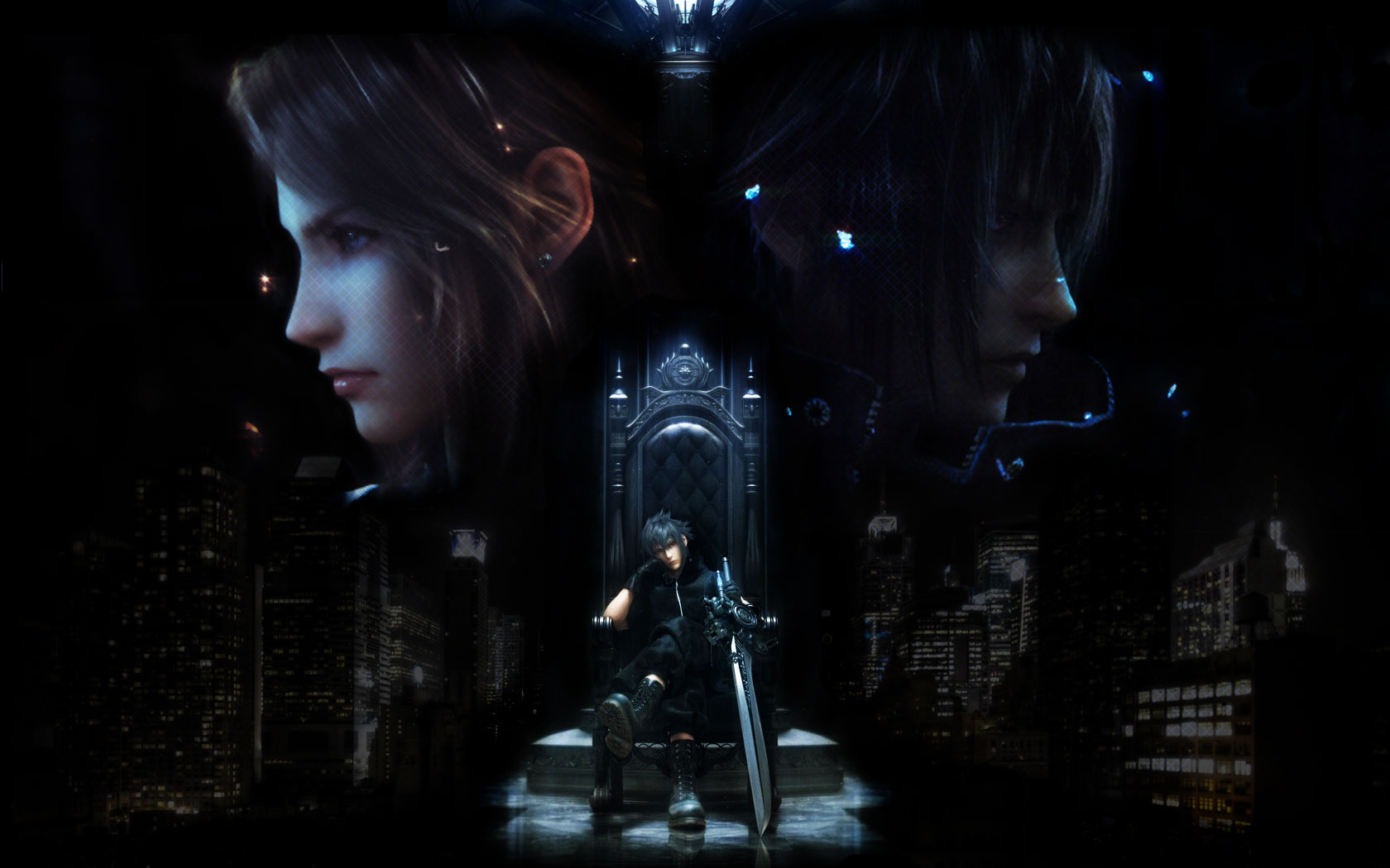 4k Noctis Lucis Caelum Final Fantasy Xv Hd Games 4k: Final Fantasy XIII Wallpaper: Versus