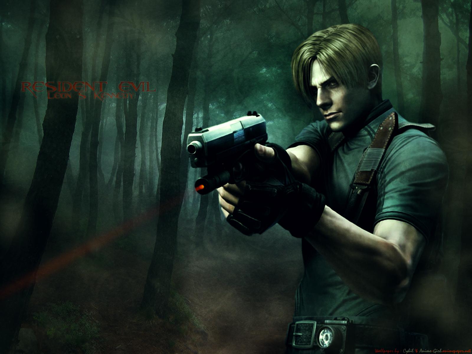 Resident Evil 4 Wallpaper Resident Evil Leon S Kennedy