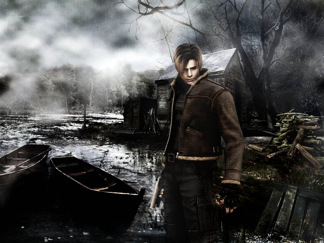 Resident Evil 4 Wallpaper All The Worst Minitokyo