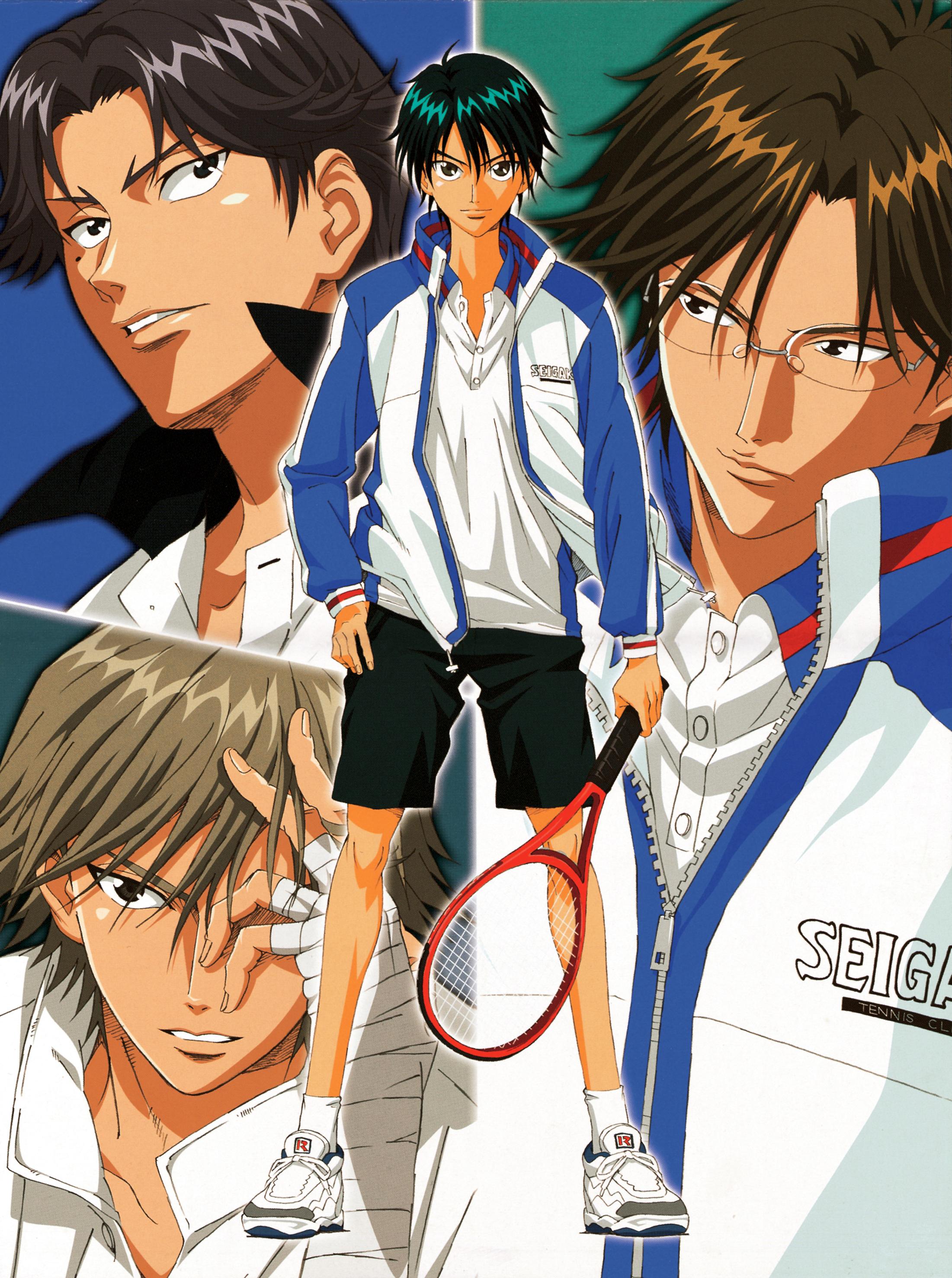 Prince Tennis 2006