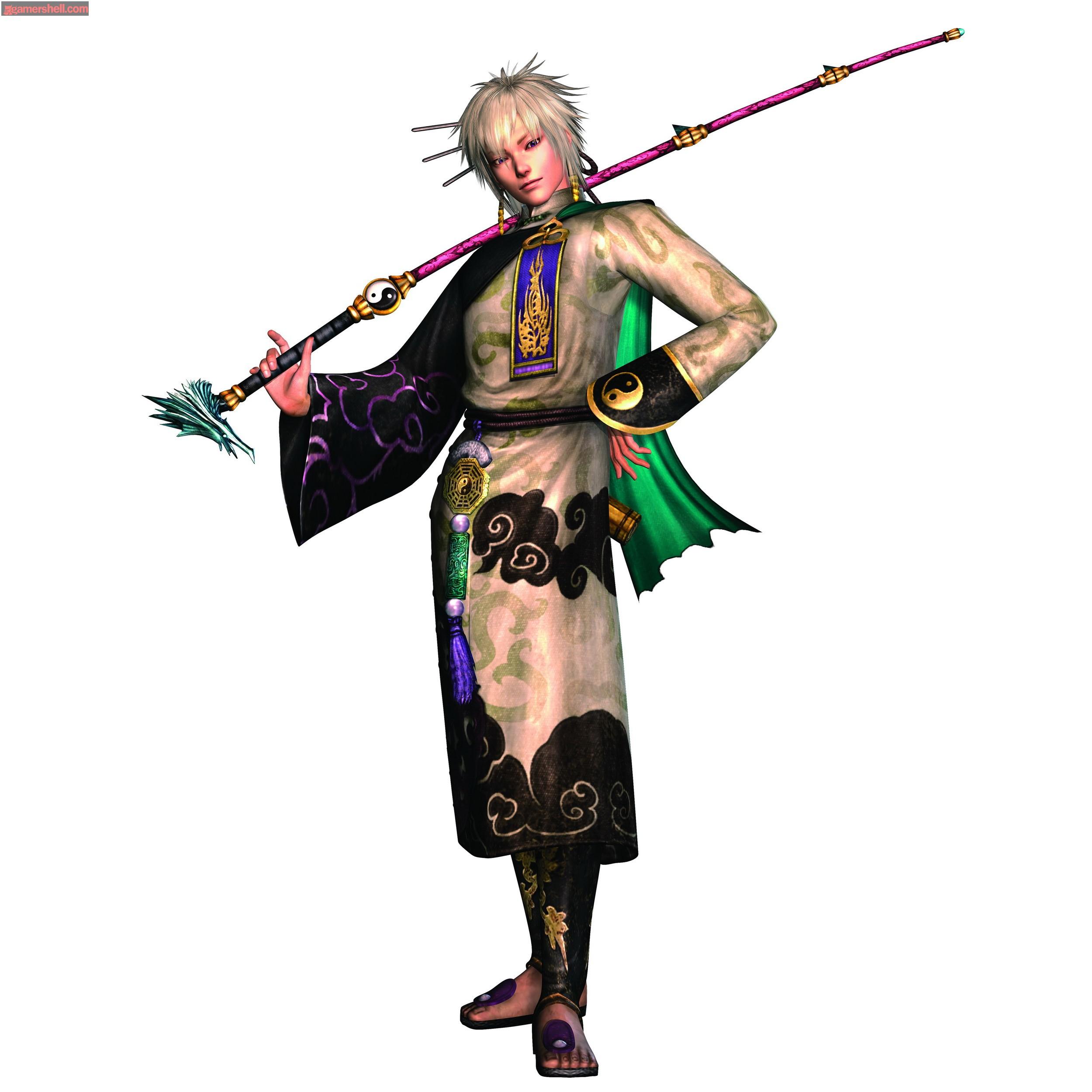 Warriors Orochi 3 Ultimate Cheats: FemaleCelebrity