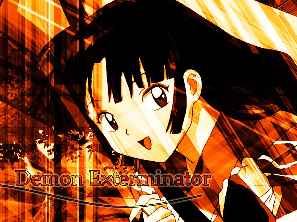 Inuyasha Wallpaper: Demon Exterminator - Minitokyo