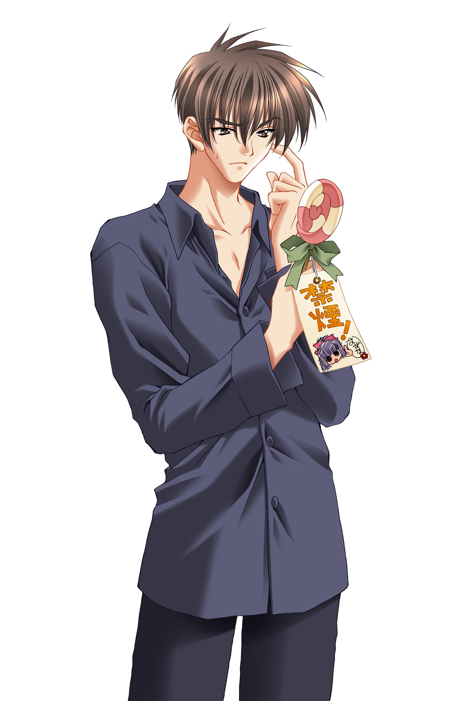 Kao no nai Tsuki: Carnelian 34 - Minitokyo