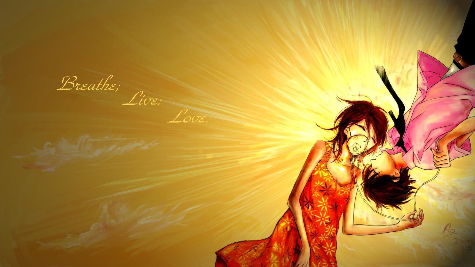 hana ni arashi ending relationship