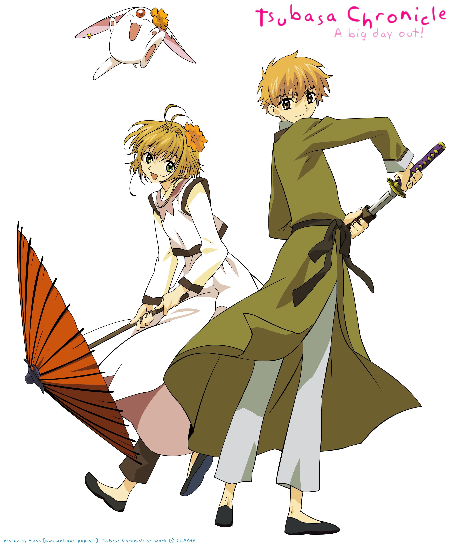 Tsubasa Reservoir Chronicle: Tsubasa: A Big Day Out