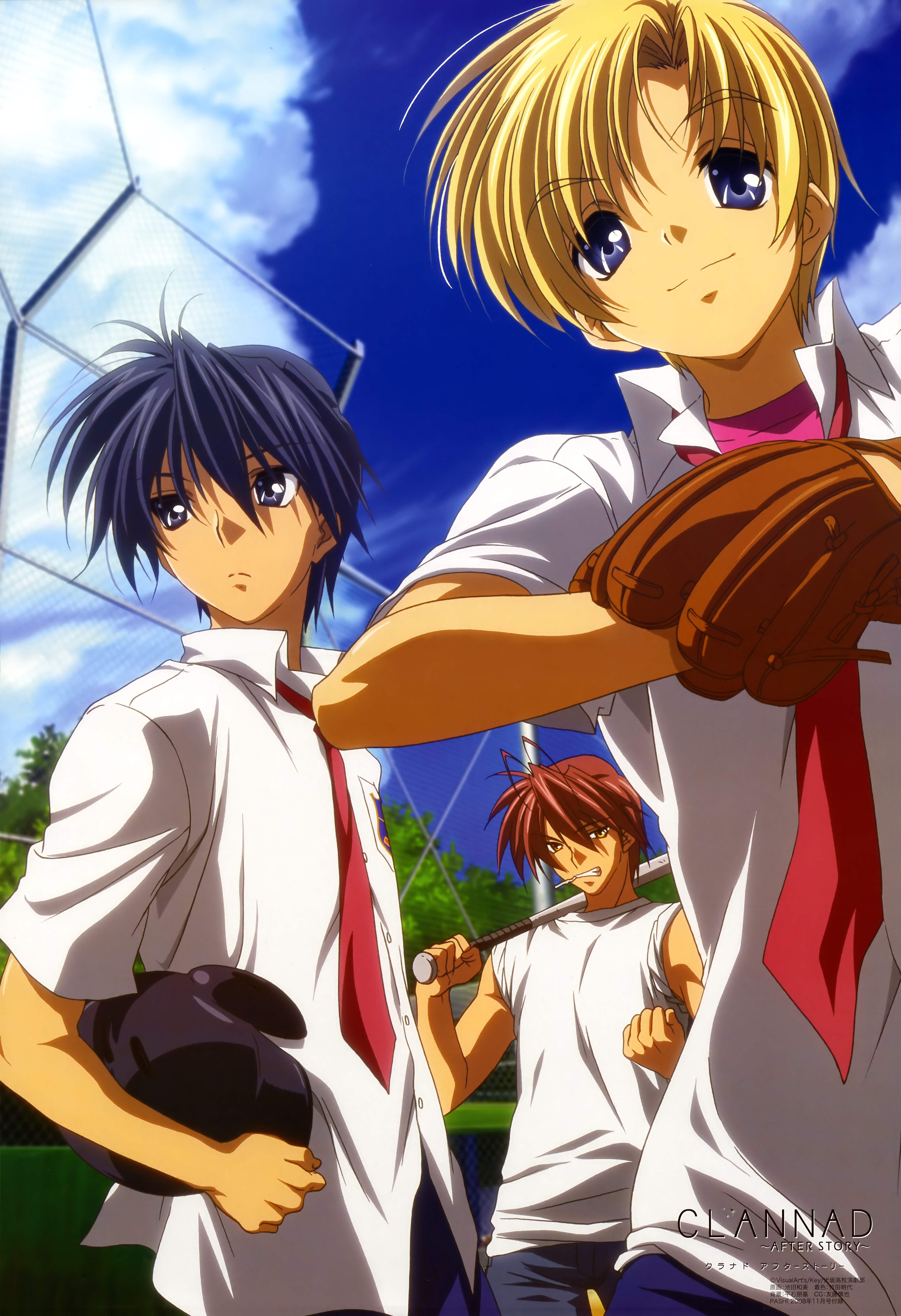 Clannad Clannad After Story Minitokyo