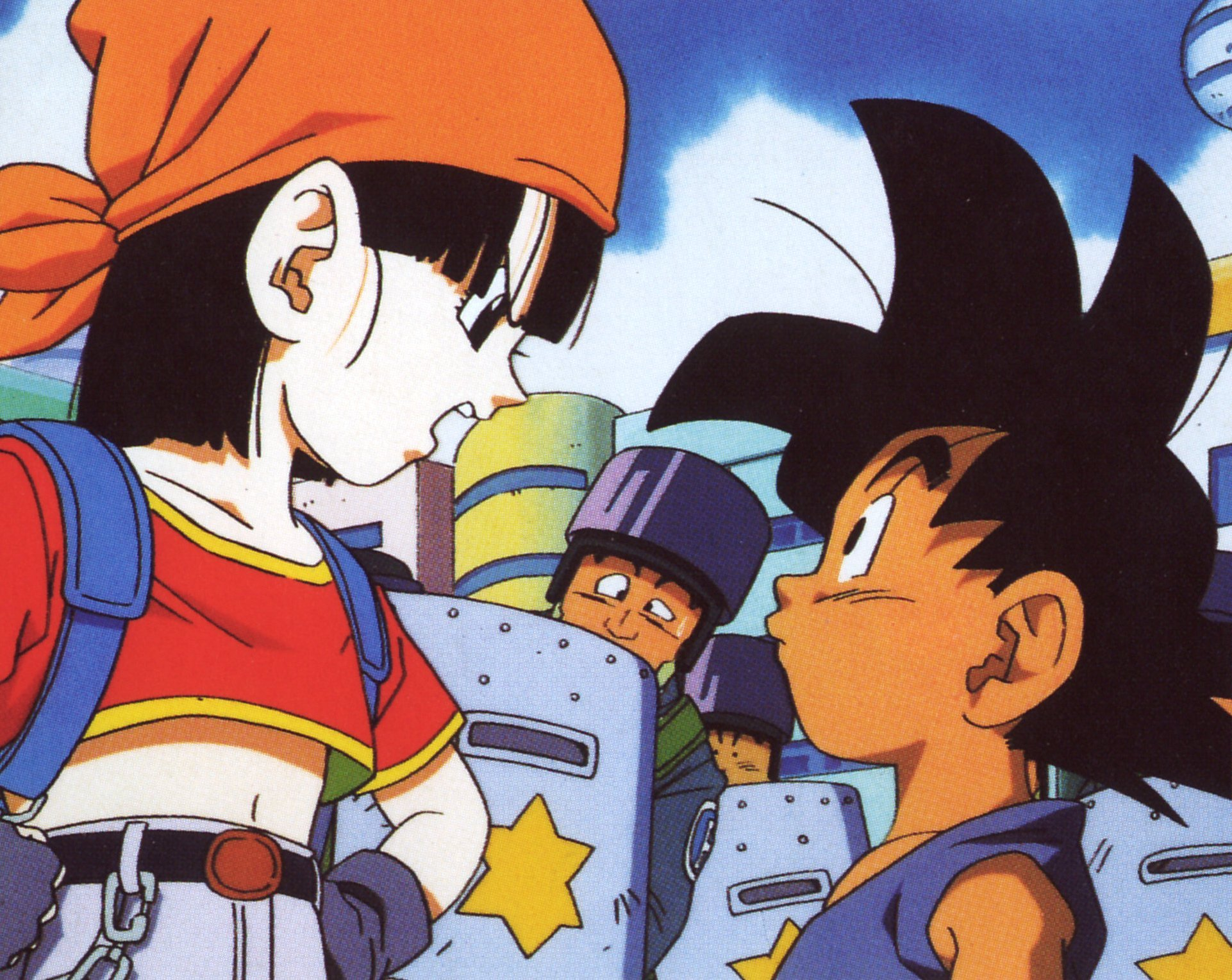Pan (DRAGON BALL) Image #2998487 - Zerochan Anime Image Board