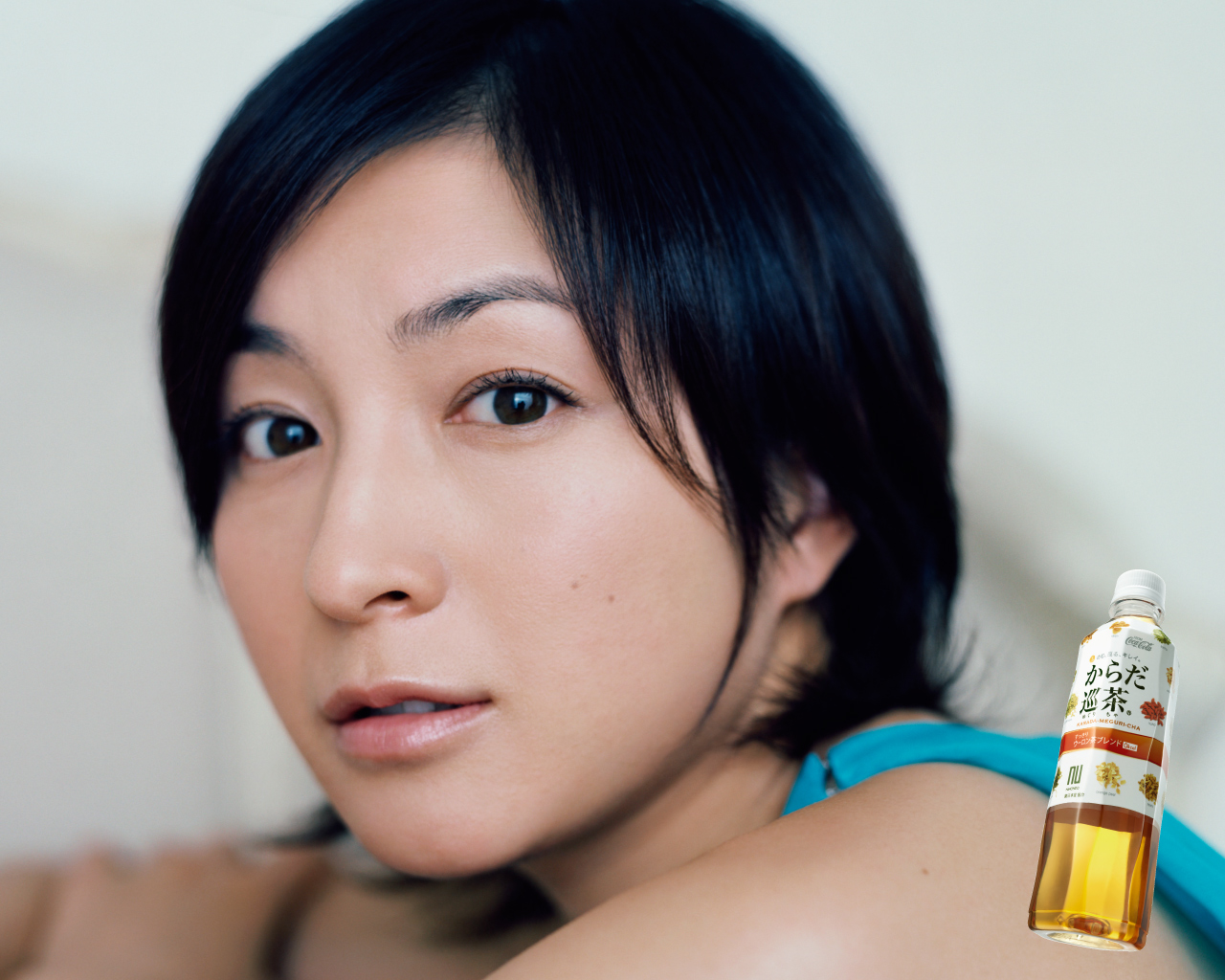 Ryoko Hirosue Nude Photos 10