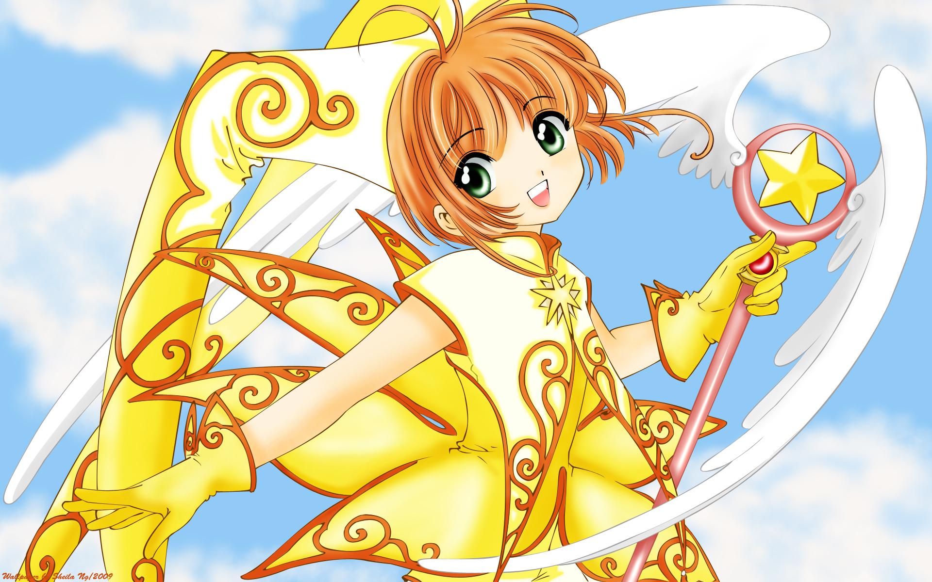 Cardcaptor Sakura Wallpaper: Groovy! - Minitokyo