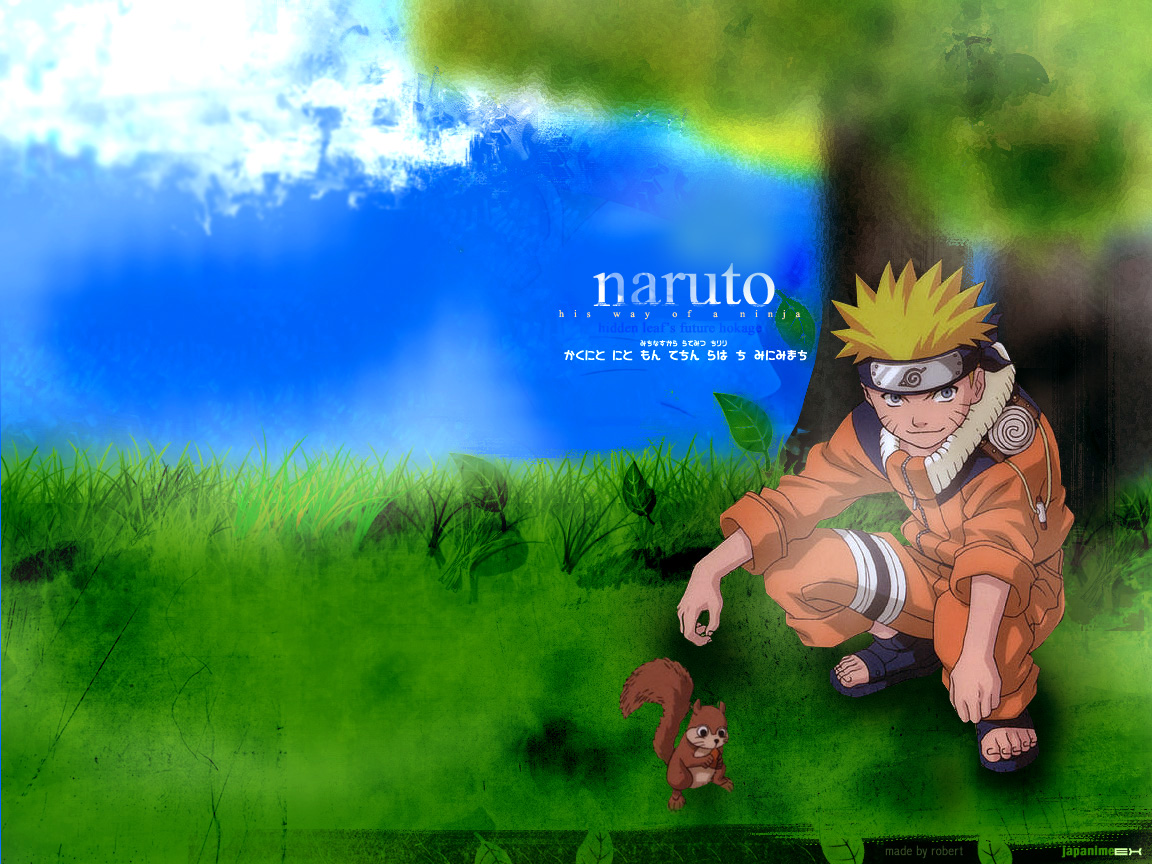 Naruto Wallpaper Naruto The Grunge Landscape Minitokyo Shippuden comic series and tv show to your computer with our. wallpapers minitokyo