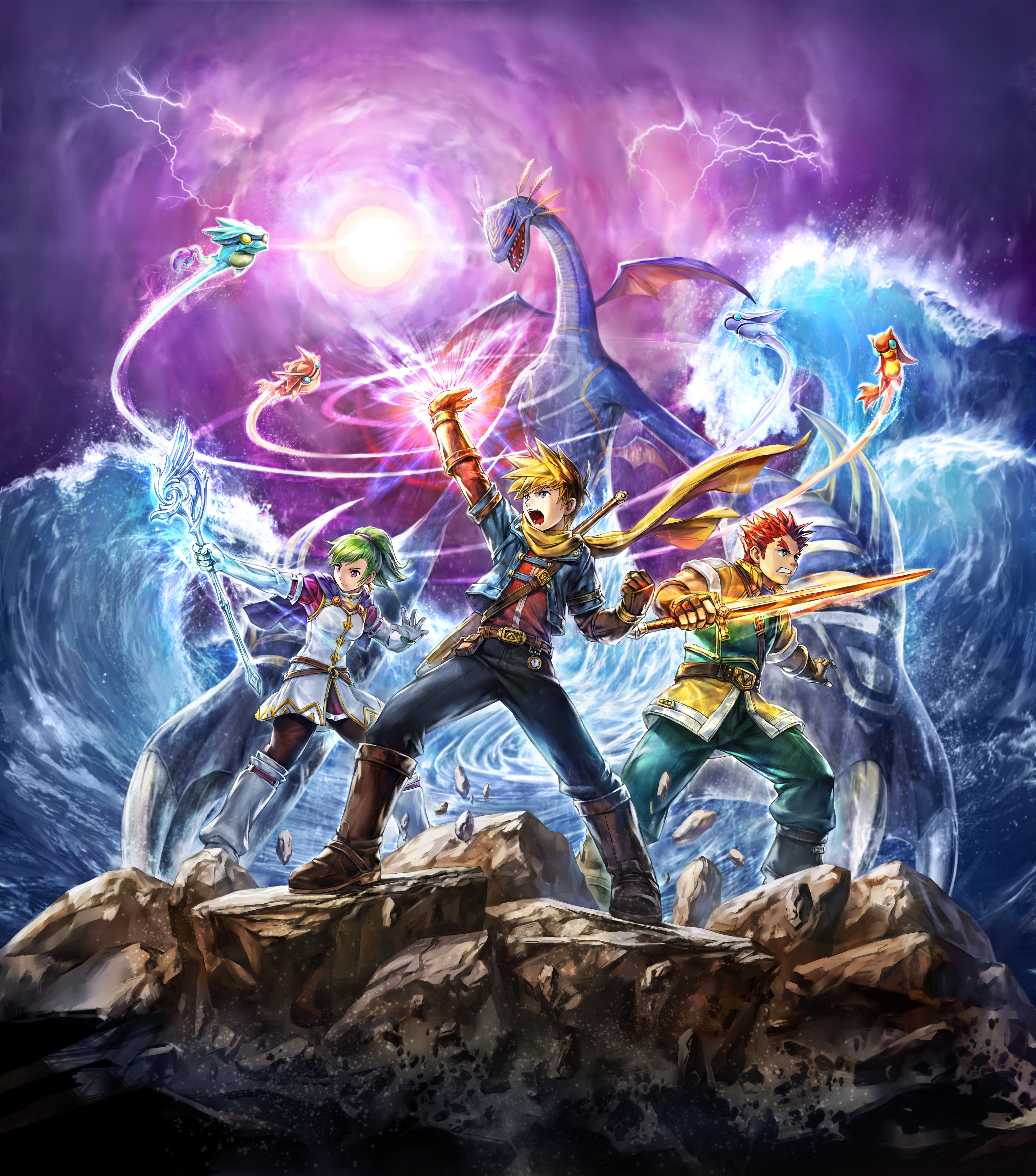 golden sun downloads