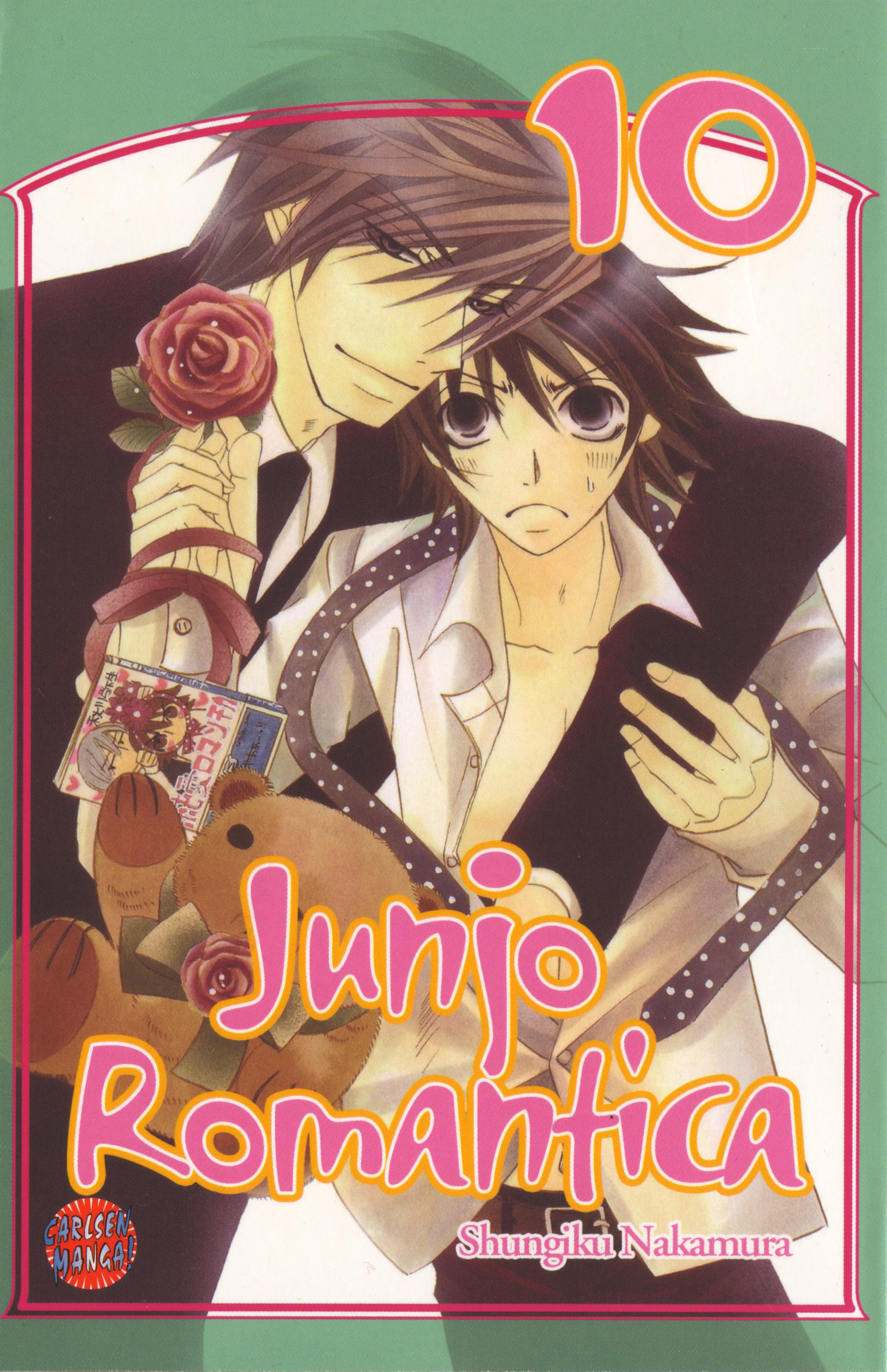 Junjou Romantica: Junjo Romantica 10 - Minitokyo