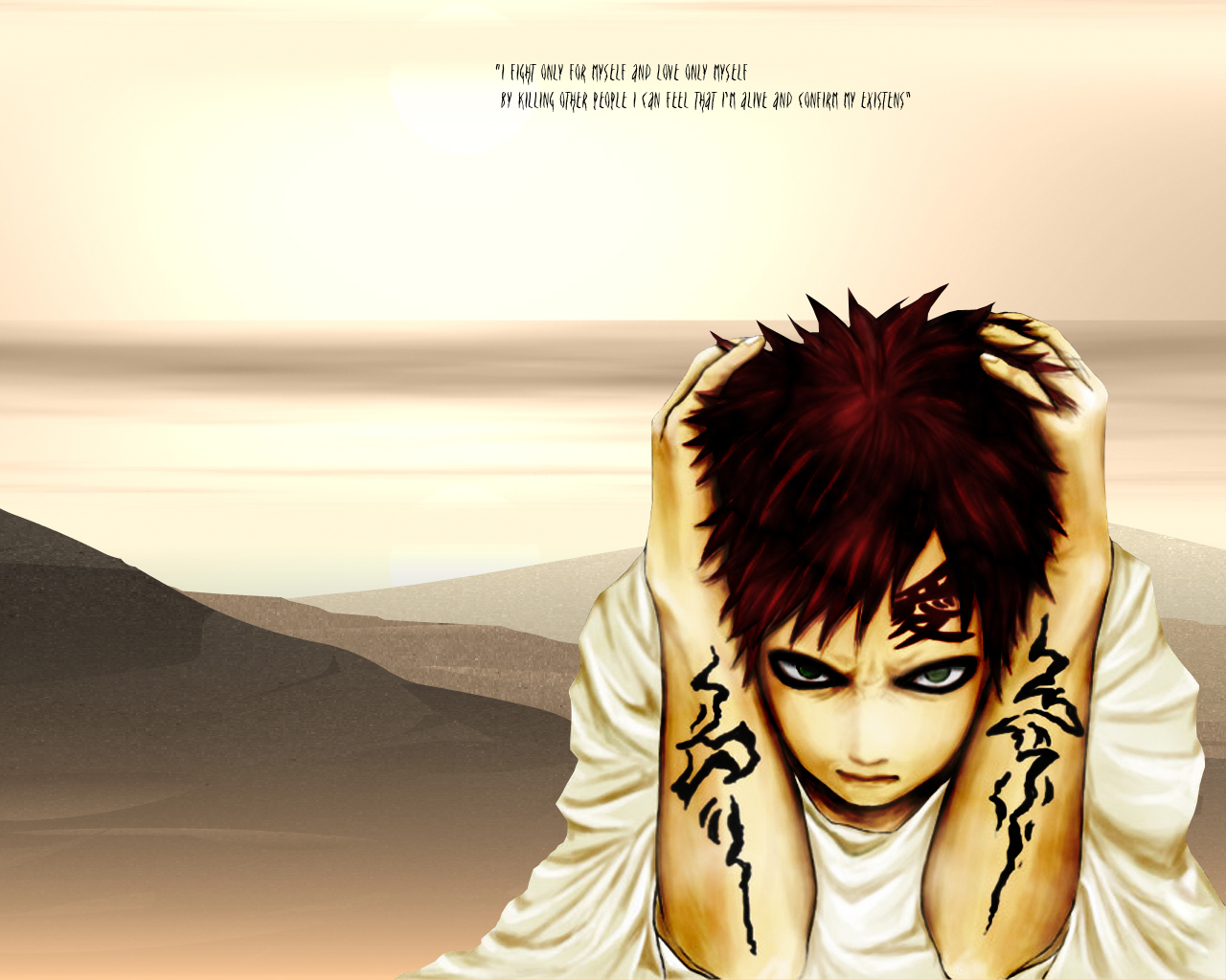 naruto and gaara wallpaper - photo #41