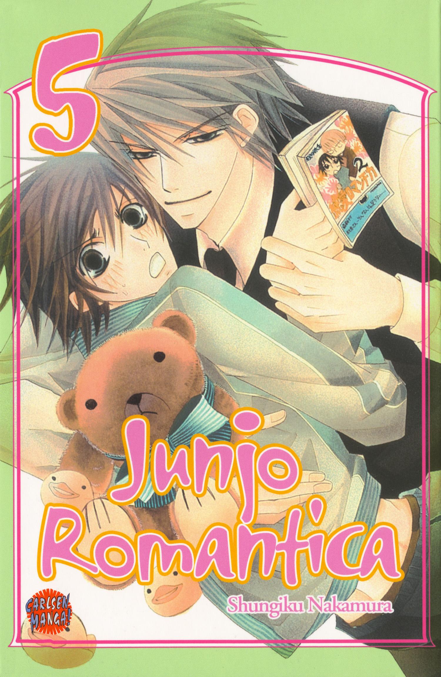 Junjou Romantica: Junjo Romantica 5 - Minitokyo